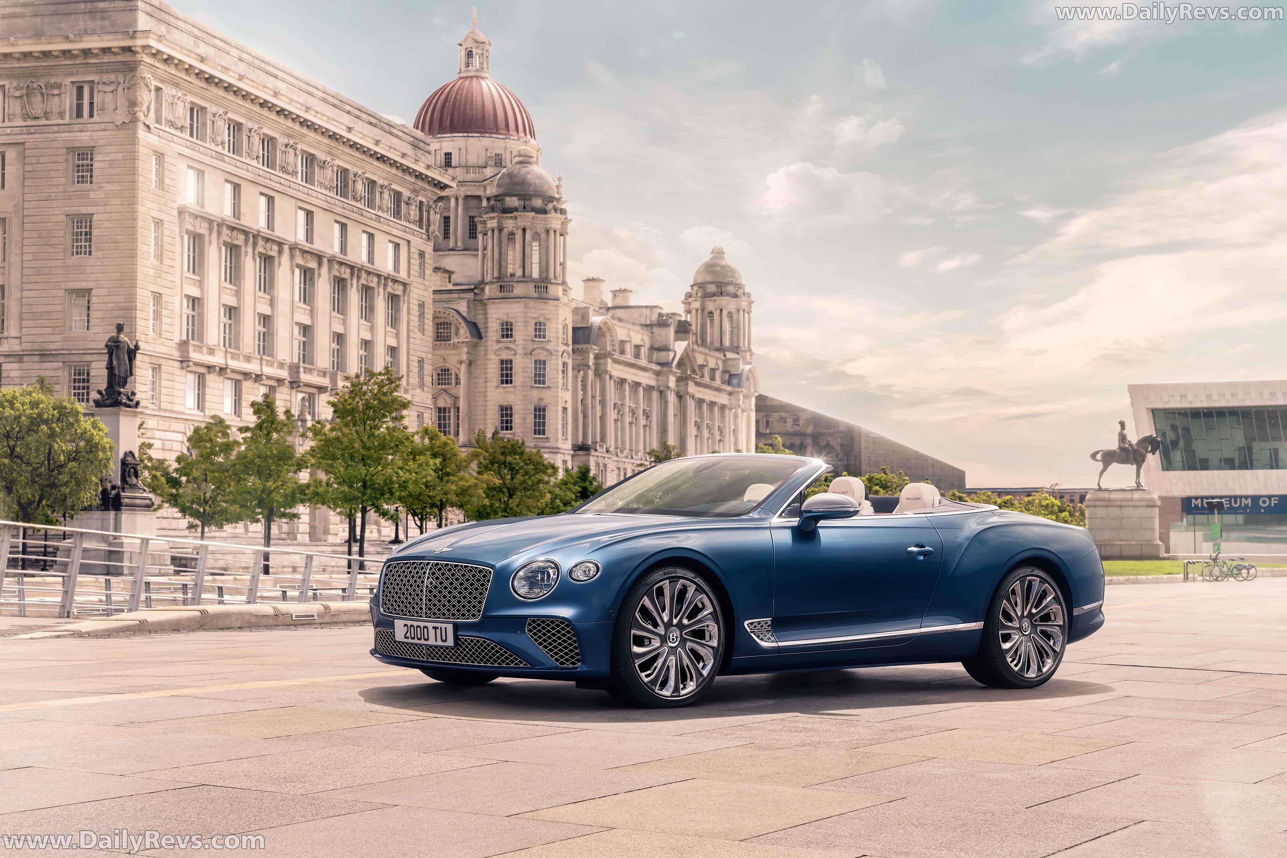 2021 Bentley Continental GT Mulliner Convertible full