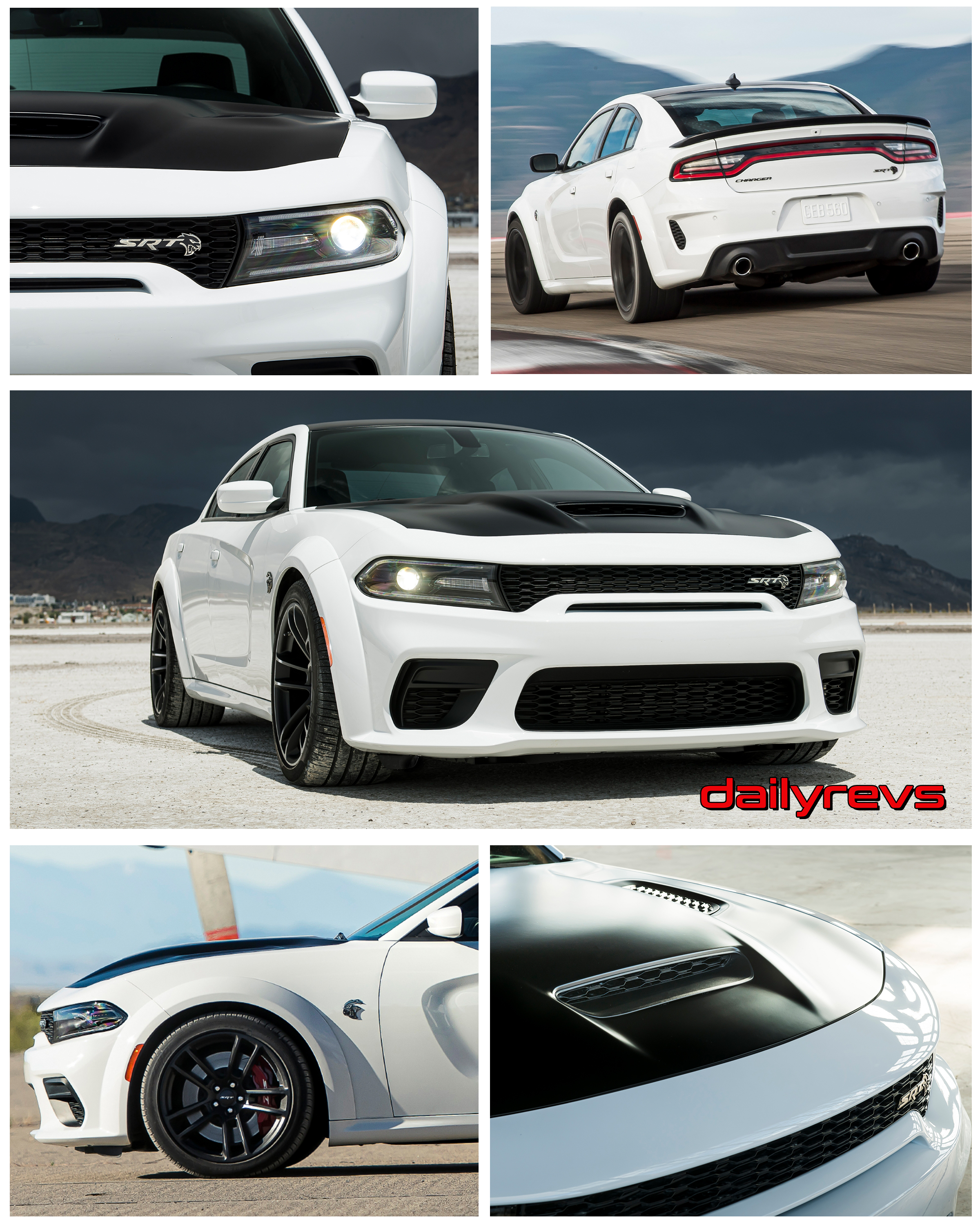 2021 Dodge Charger Srt Hellcat Redeye Dailyrevs