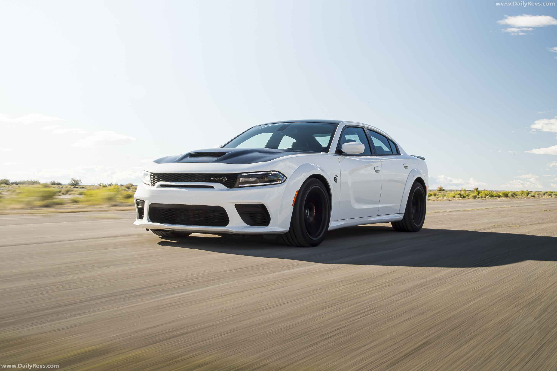 2021 Dodge Charger SRT Hellcat Redeye - Dailyrevs