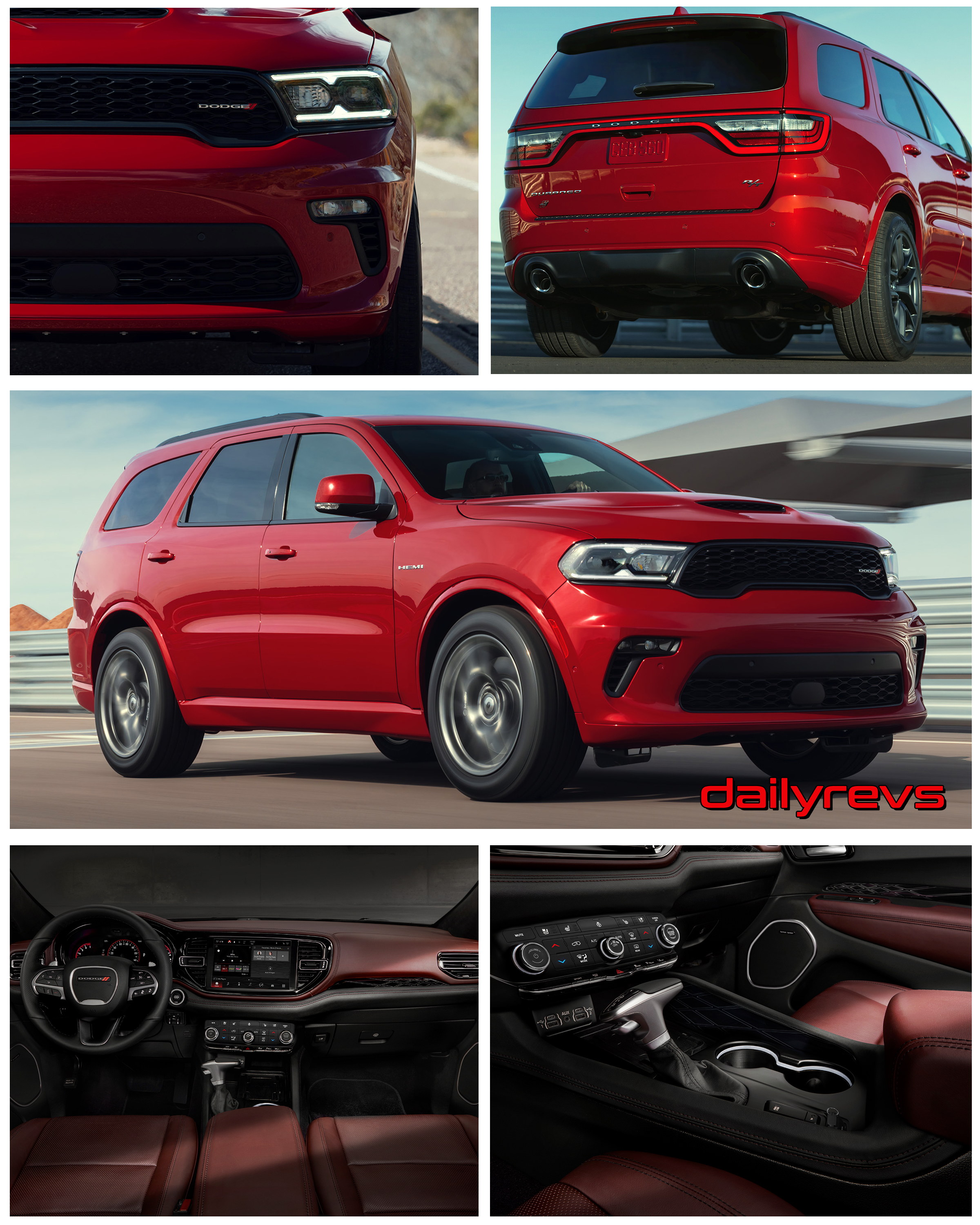 2021 Dodge Durango Dailyrevs