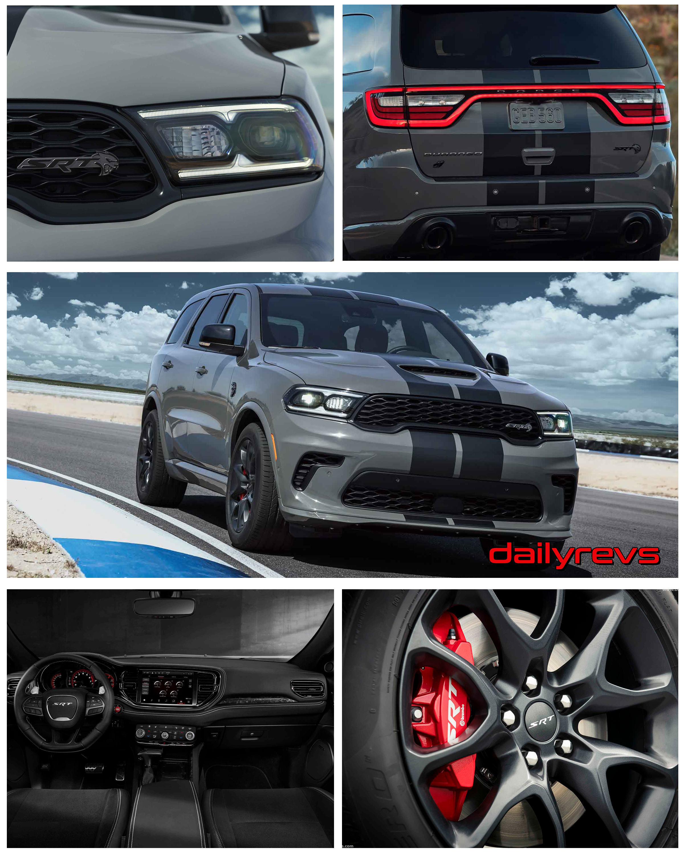 2021 Dodge Durango Srt Hellcat Dailyrevs