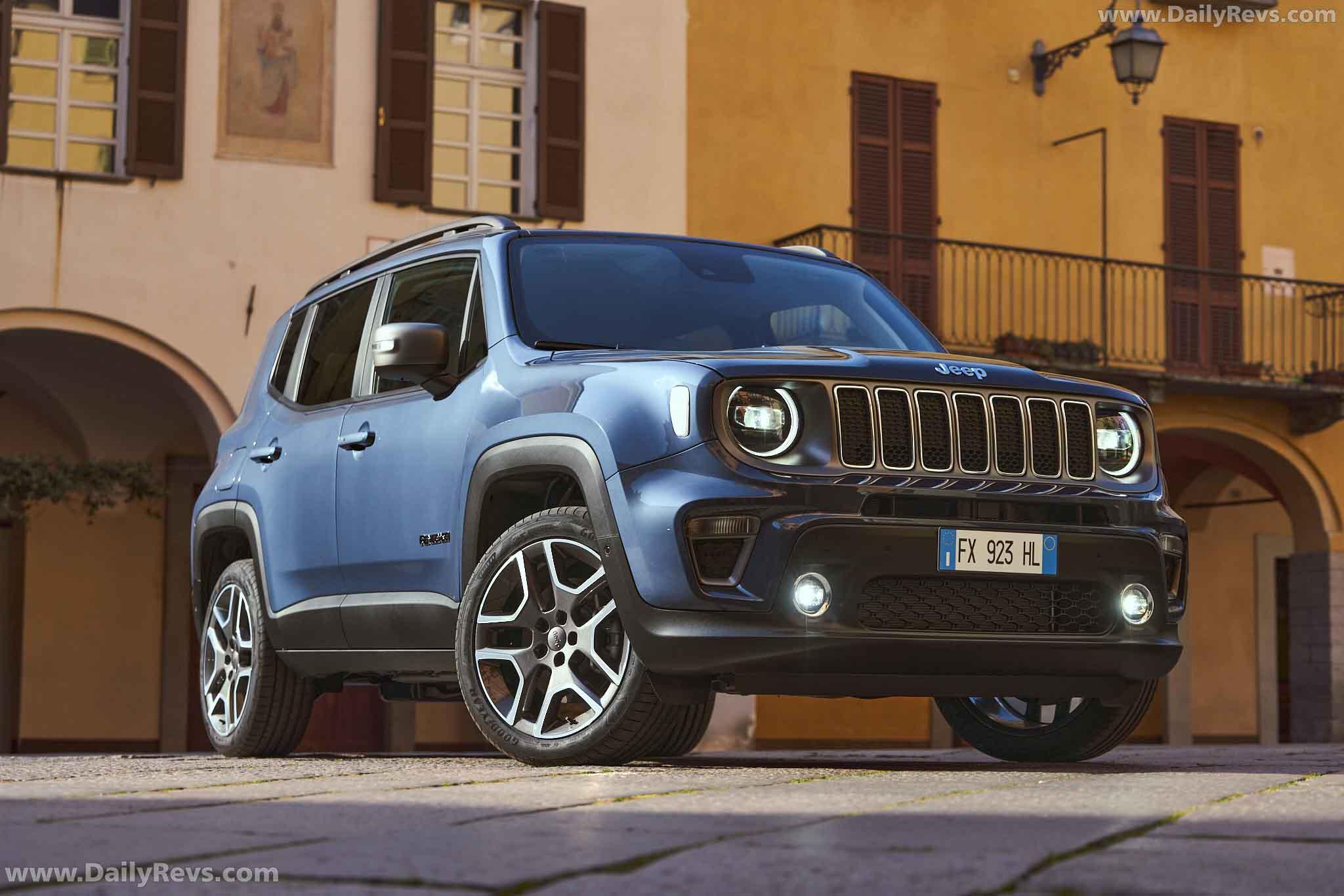 2021 jeep renegade 4xe  dailyrevs