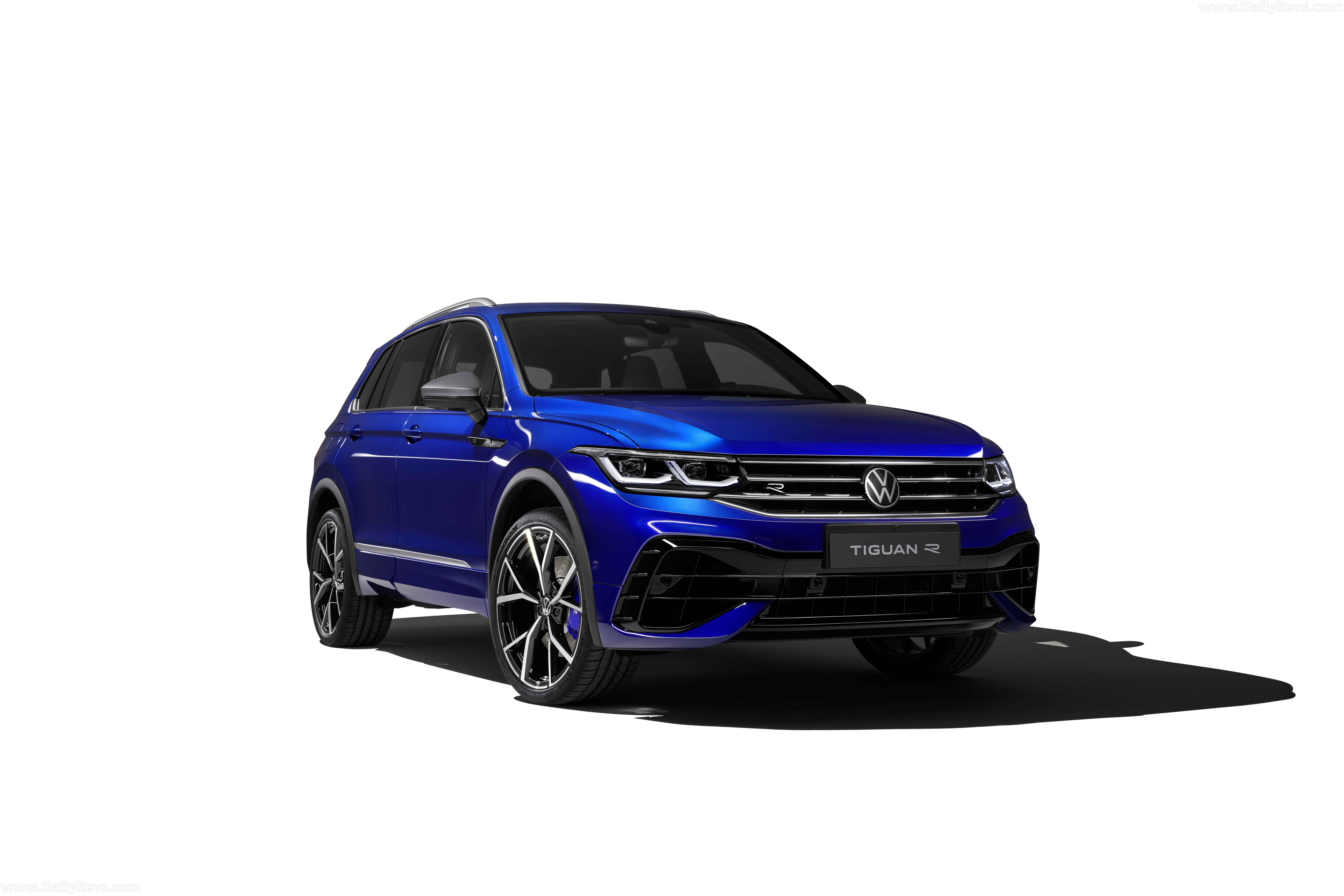 2021 Volkswagen Tiguan R - Dailyrevs