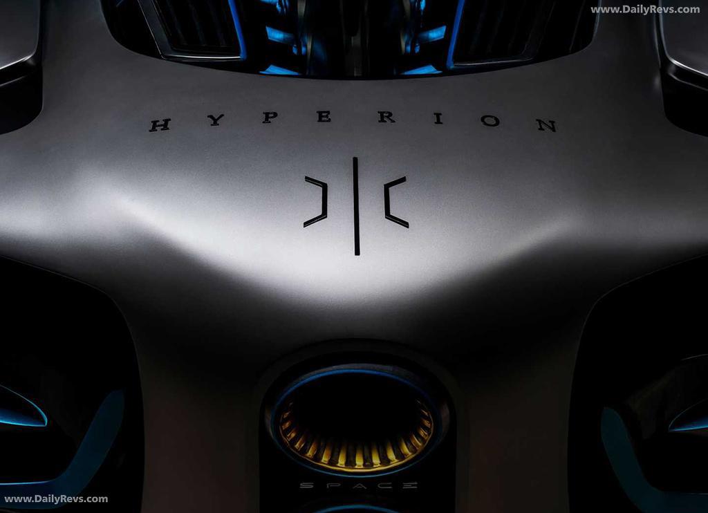 2020 Hyperion XP-1 full