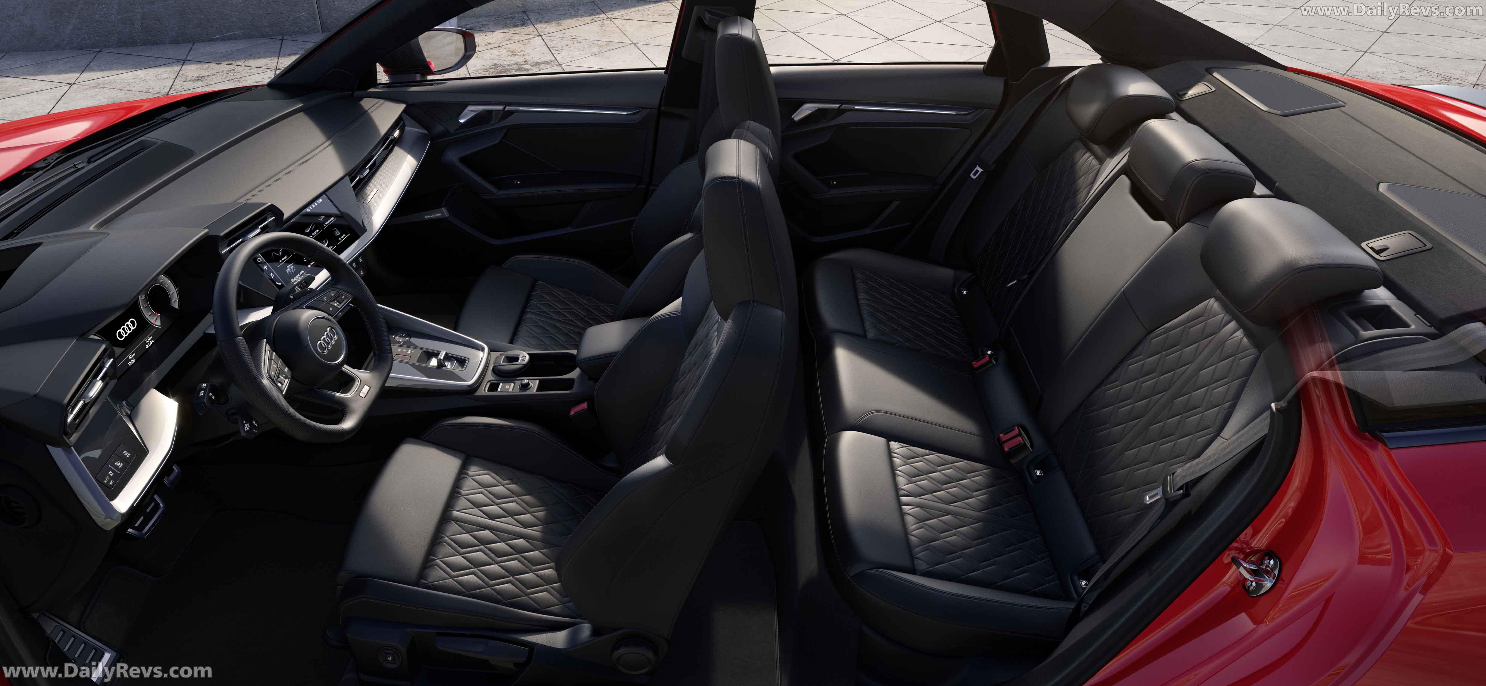 2021 Audi S3 Sedan - Dailyrevs