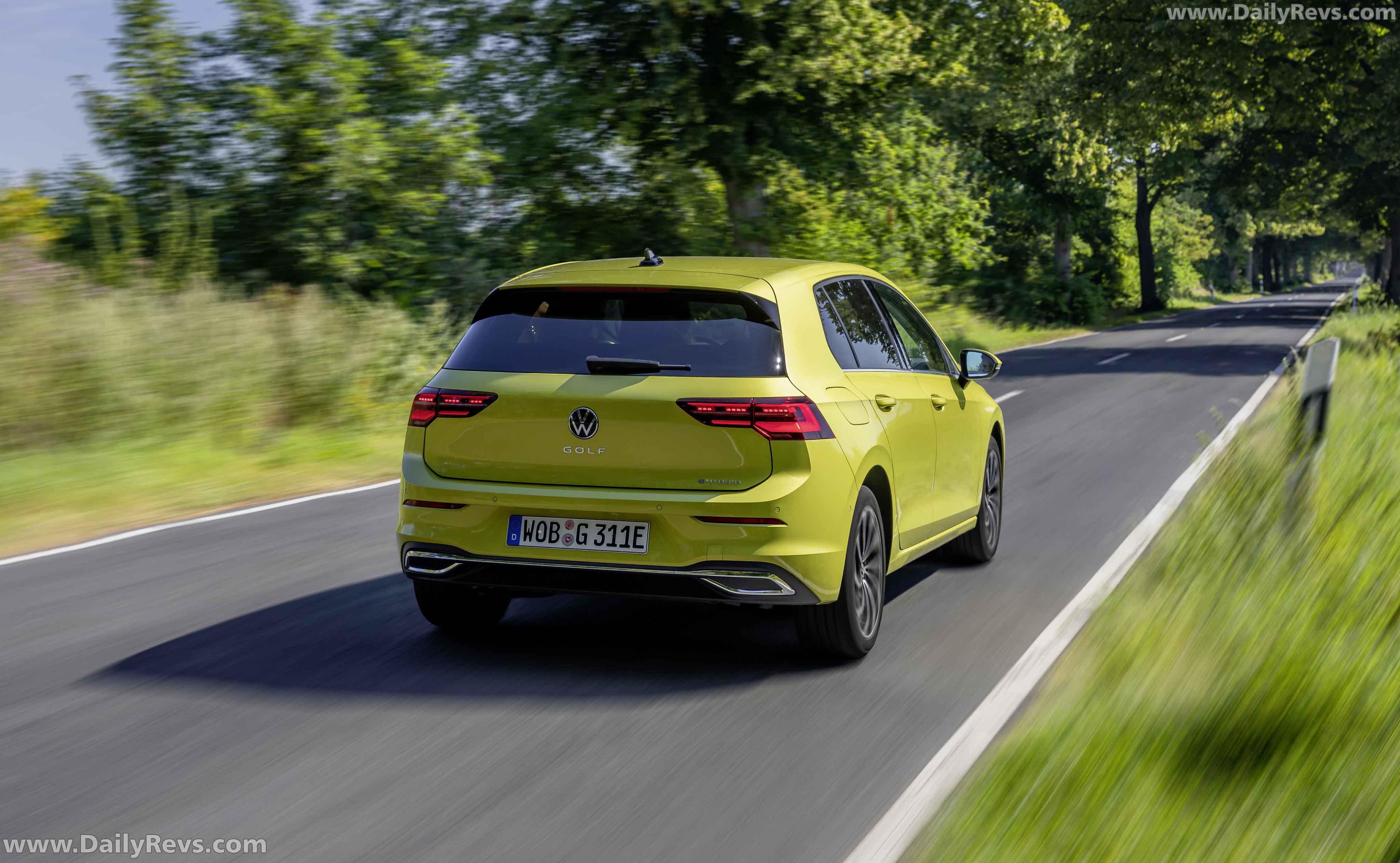 2021 Volkswagen Golf e-Hybrid - Dailyrevs