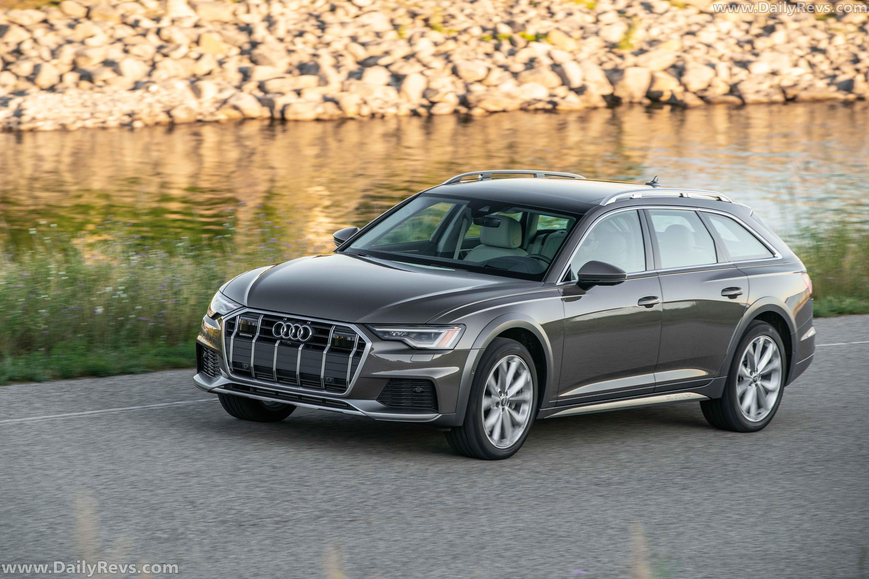 2020 Audi A6 allroad quattro US - Dailyrevs