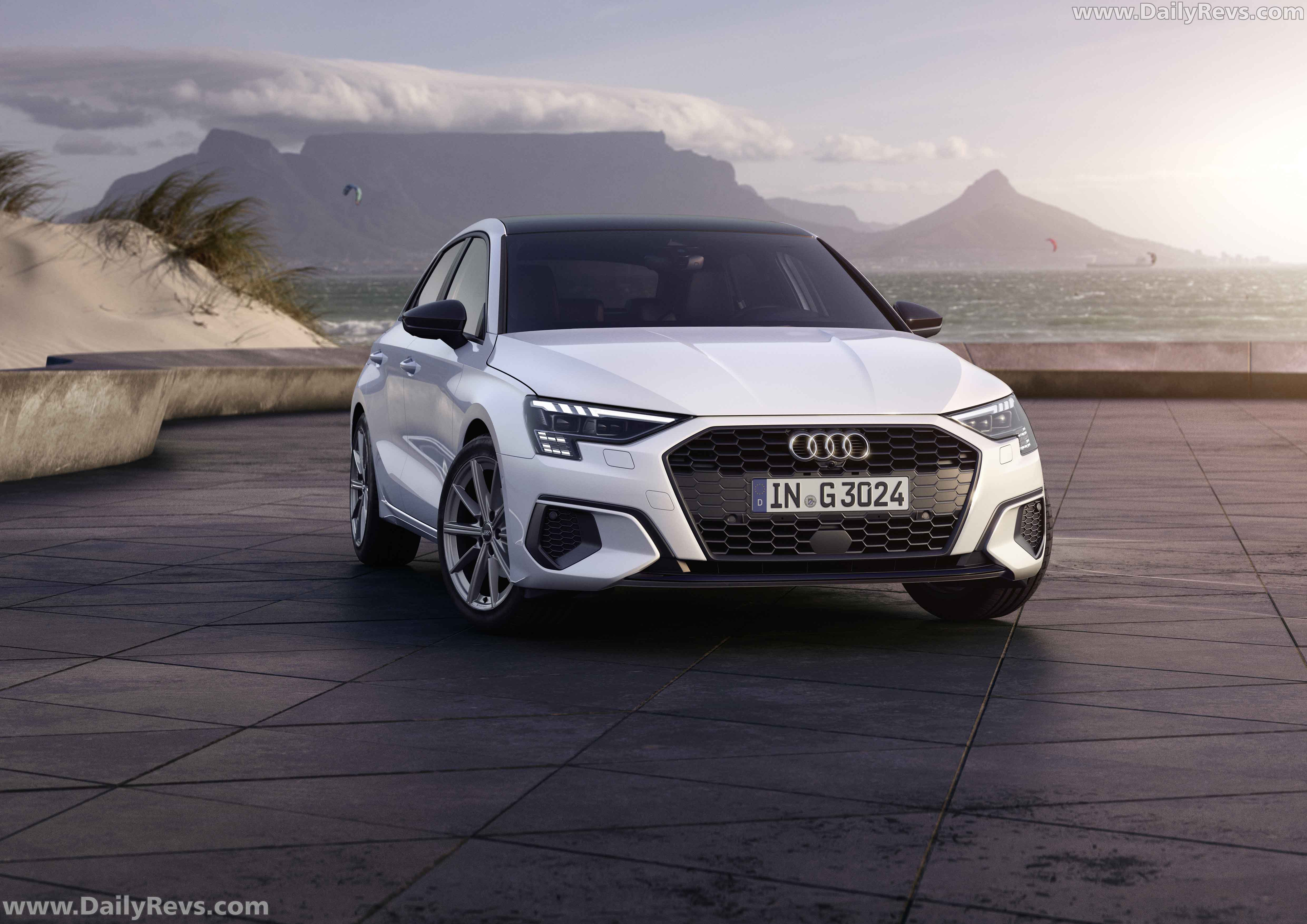2021 Audi A3 Sportback 30 G Tron Dailyrevs