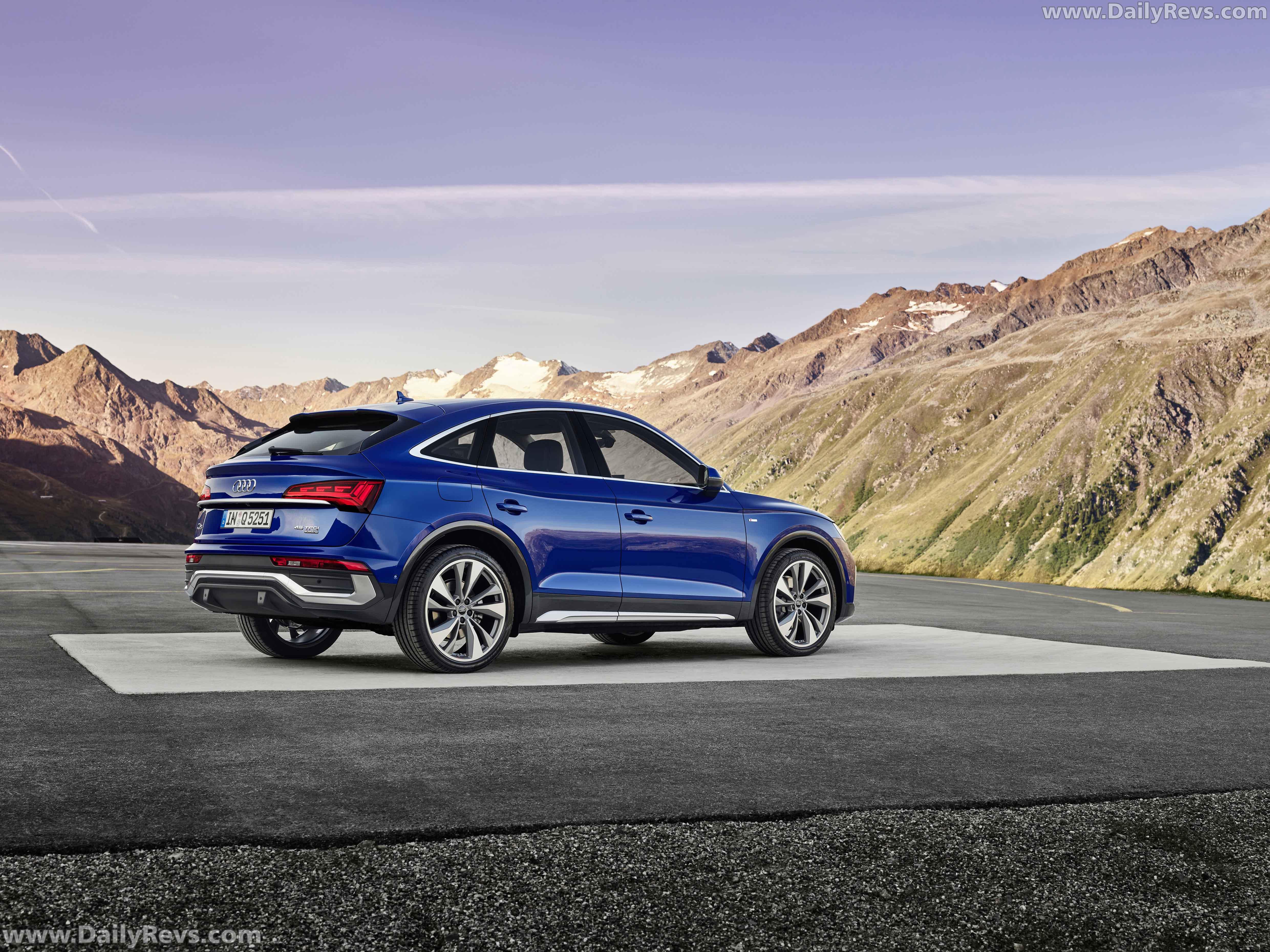2021 Audi Q5 Sportback - Dailyrevs