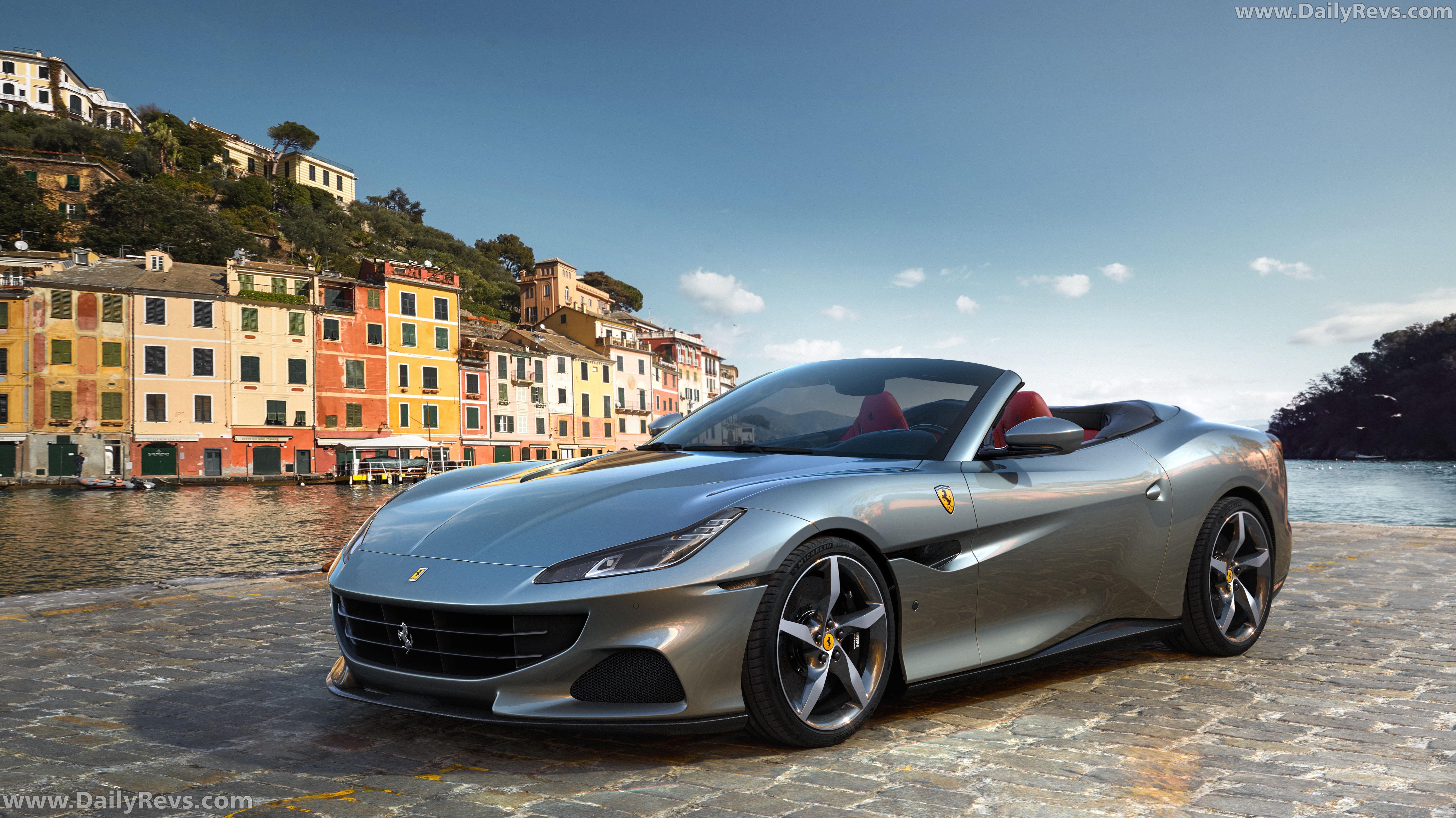 2021 Ferrari Portofino M full