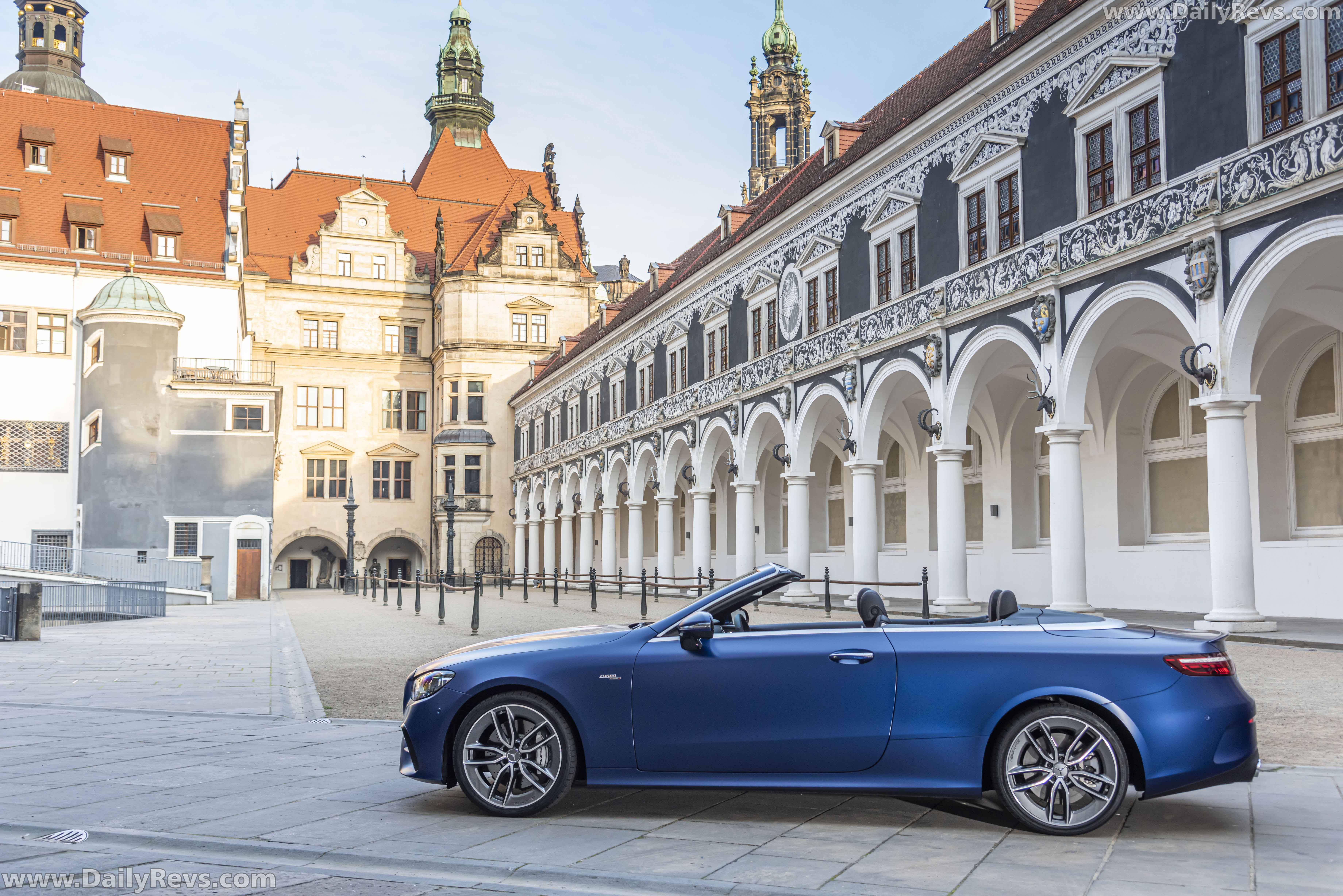 2021 Mercedes-Benz E53 AMG Cabriolet - Dailyrevs