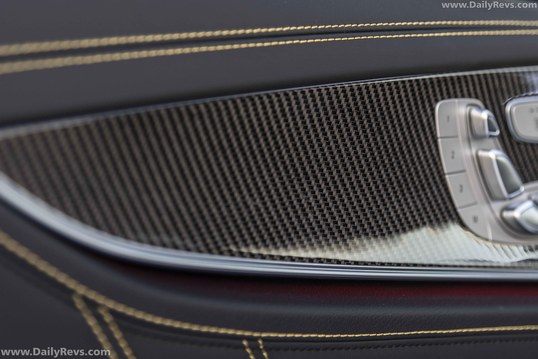 2021 Mercedes-Benz E63 S AMG Sedan full