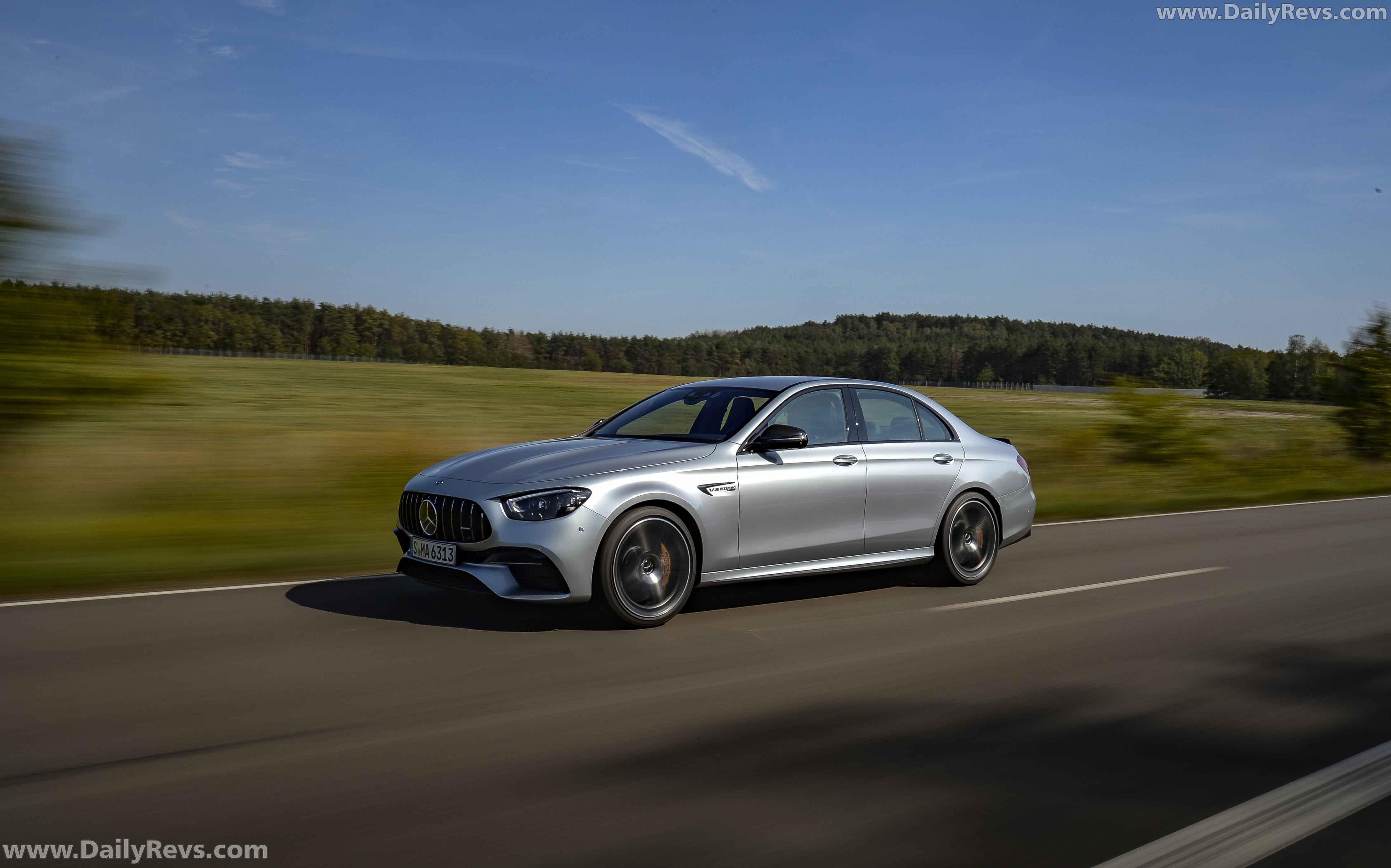 2021 Mercedes-Benz E63 S AMG Sedan - Dailyrevs