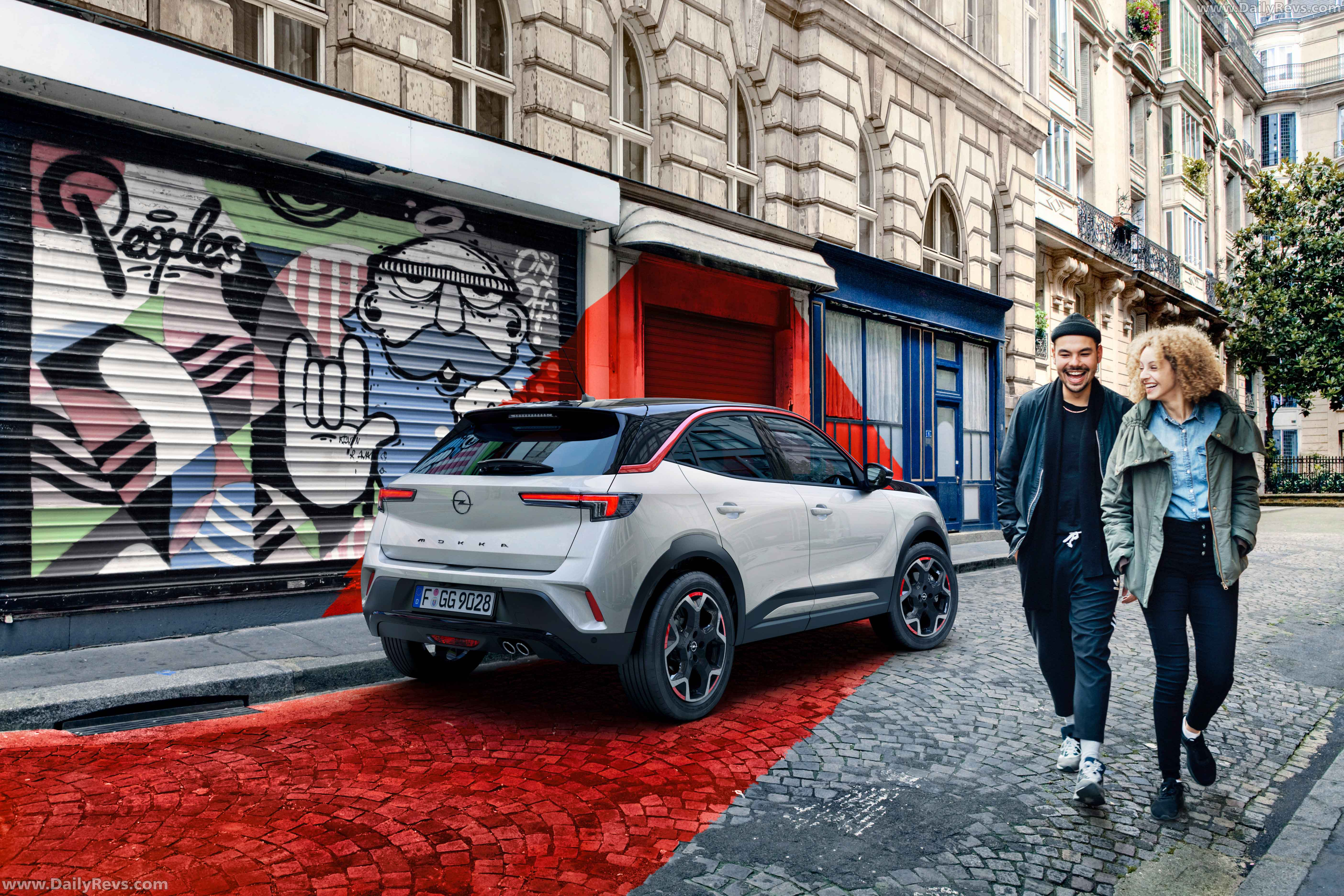 2021 Opel Mokka full