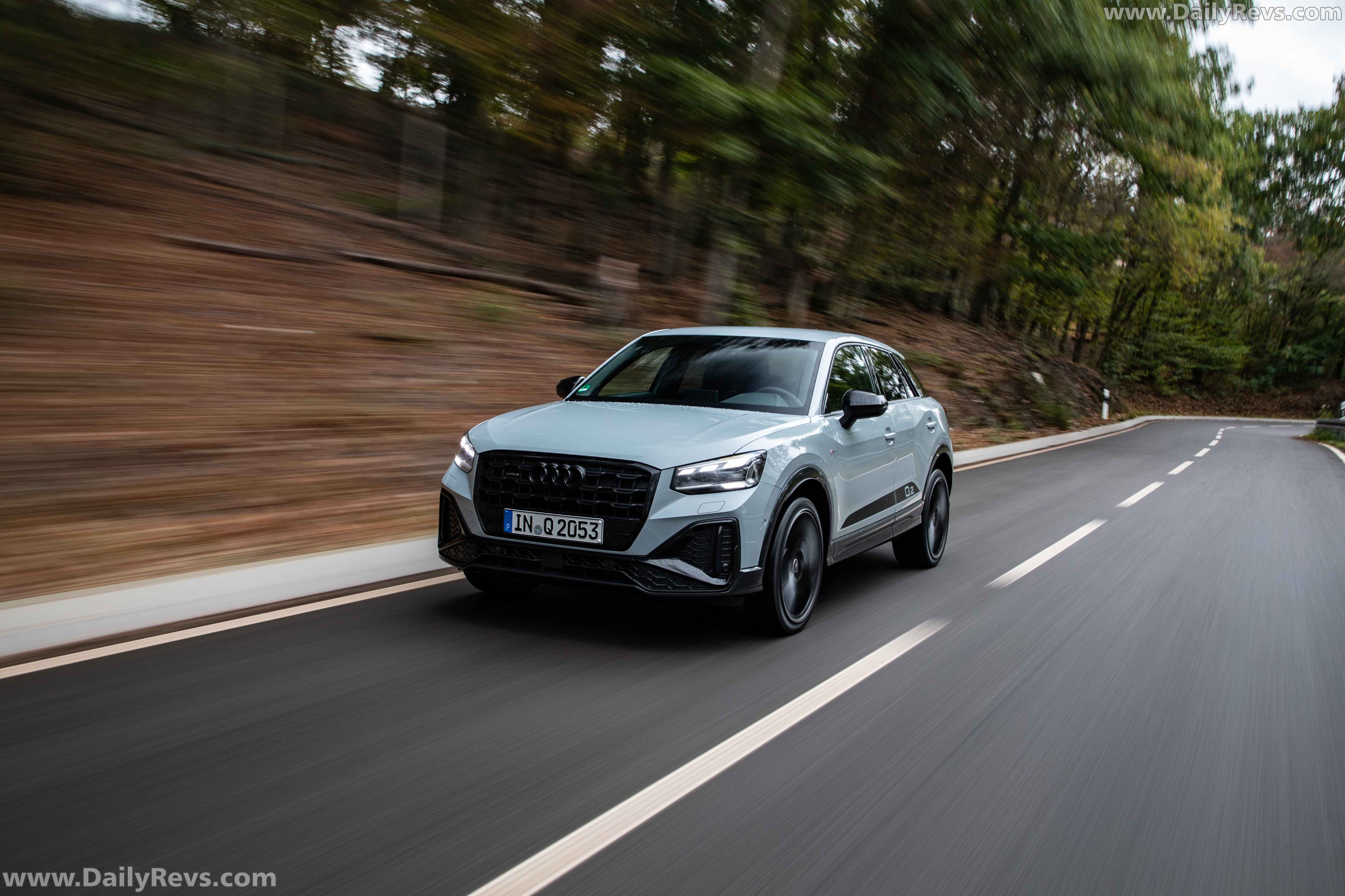 2021 Audi Q2 full