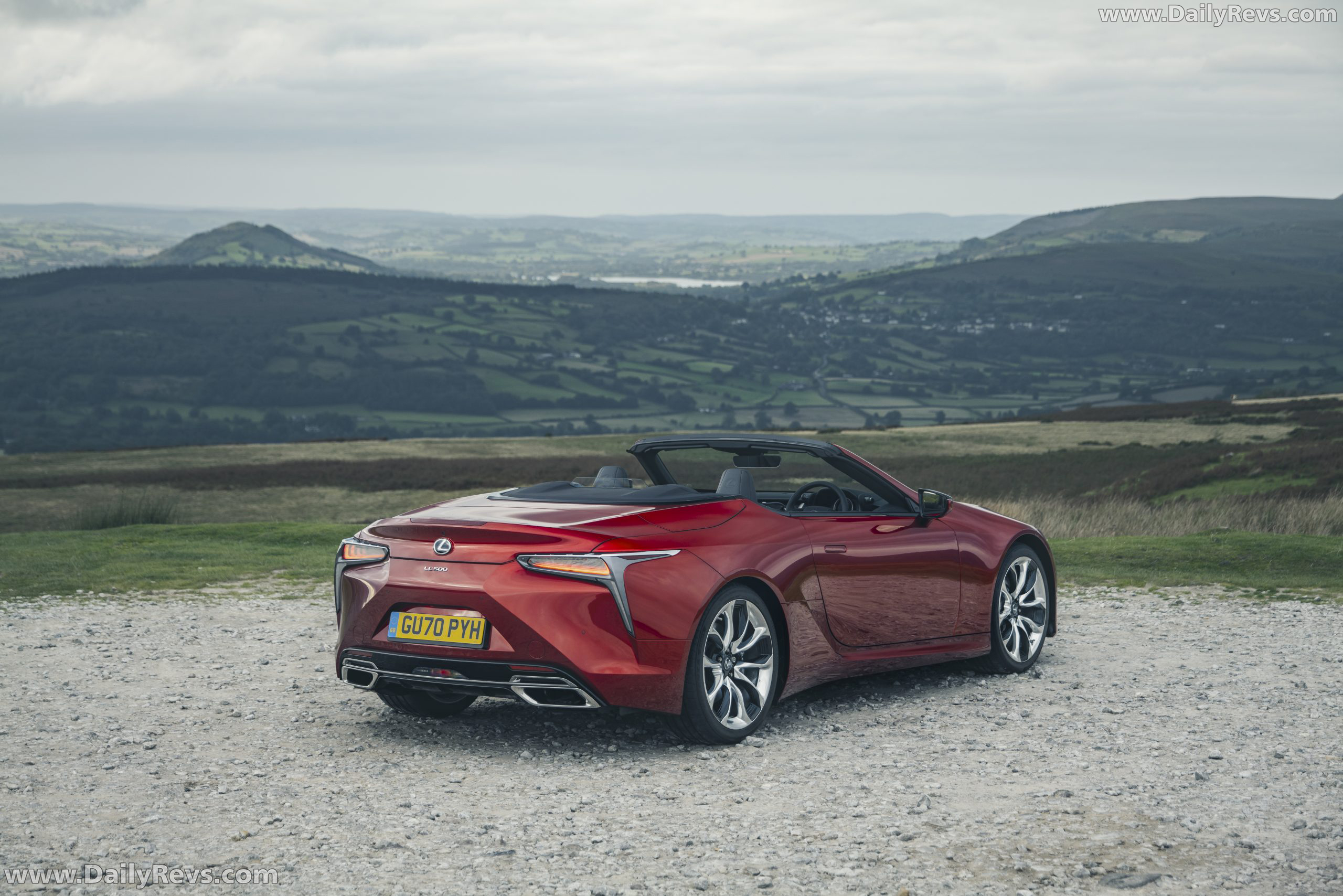 2021 lexus lc 500 convertible uk version - dailyrevs
