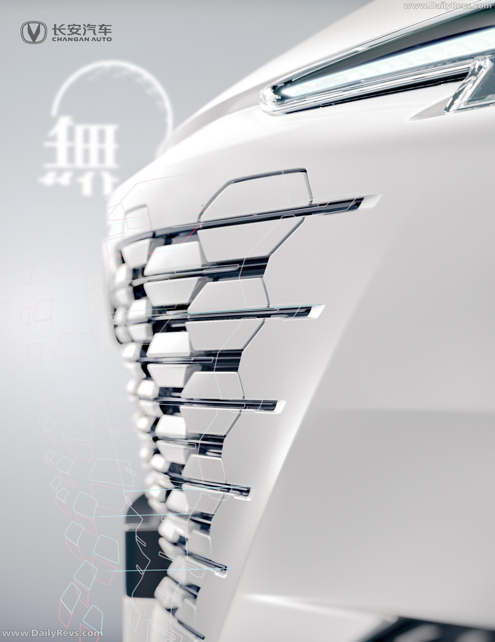 2020 Changan Auto UNI-K full