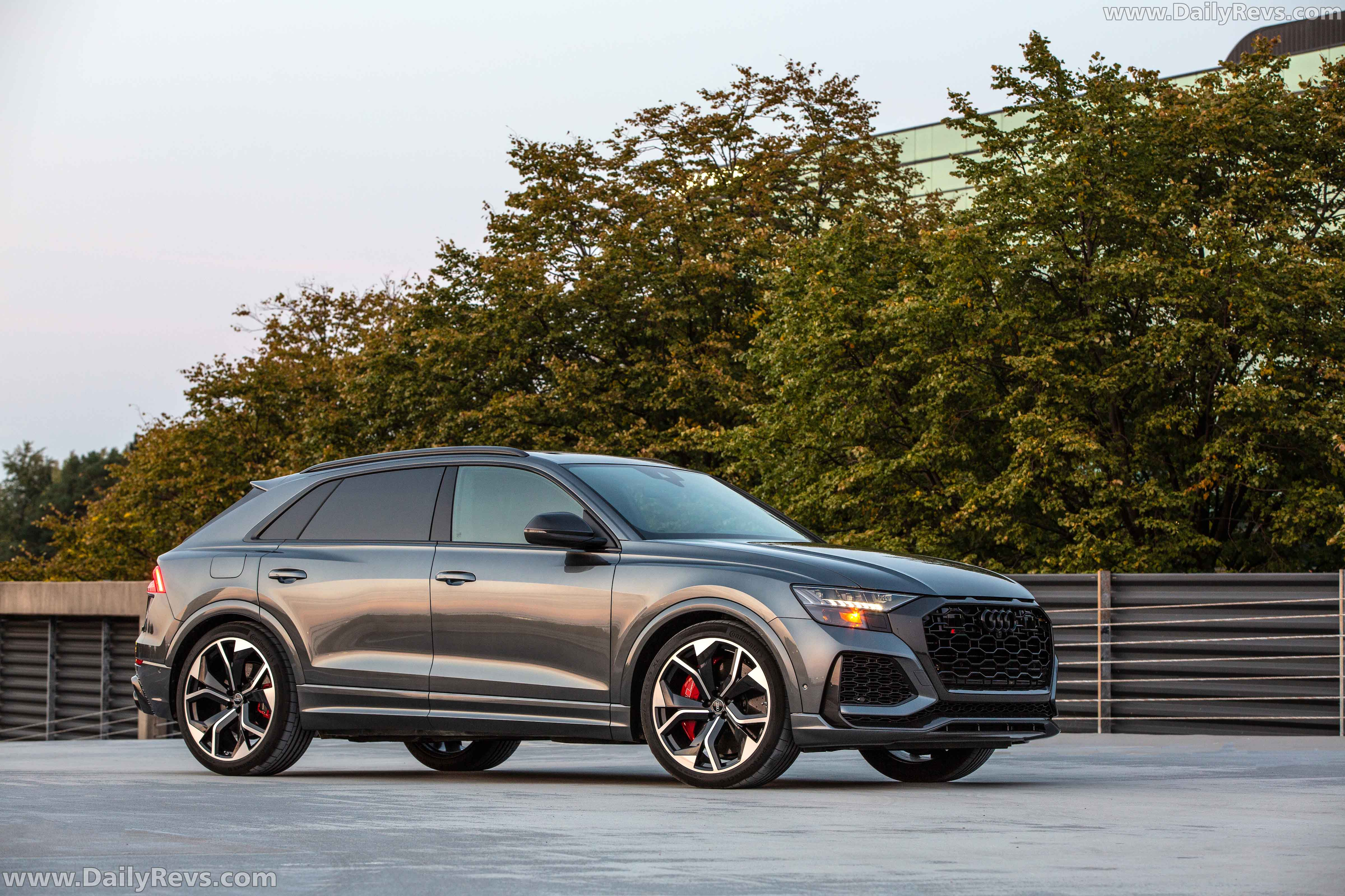 2021 Audi RS Q8 - US Version - Dailyrevs