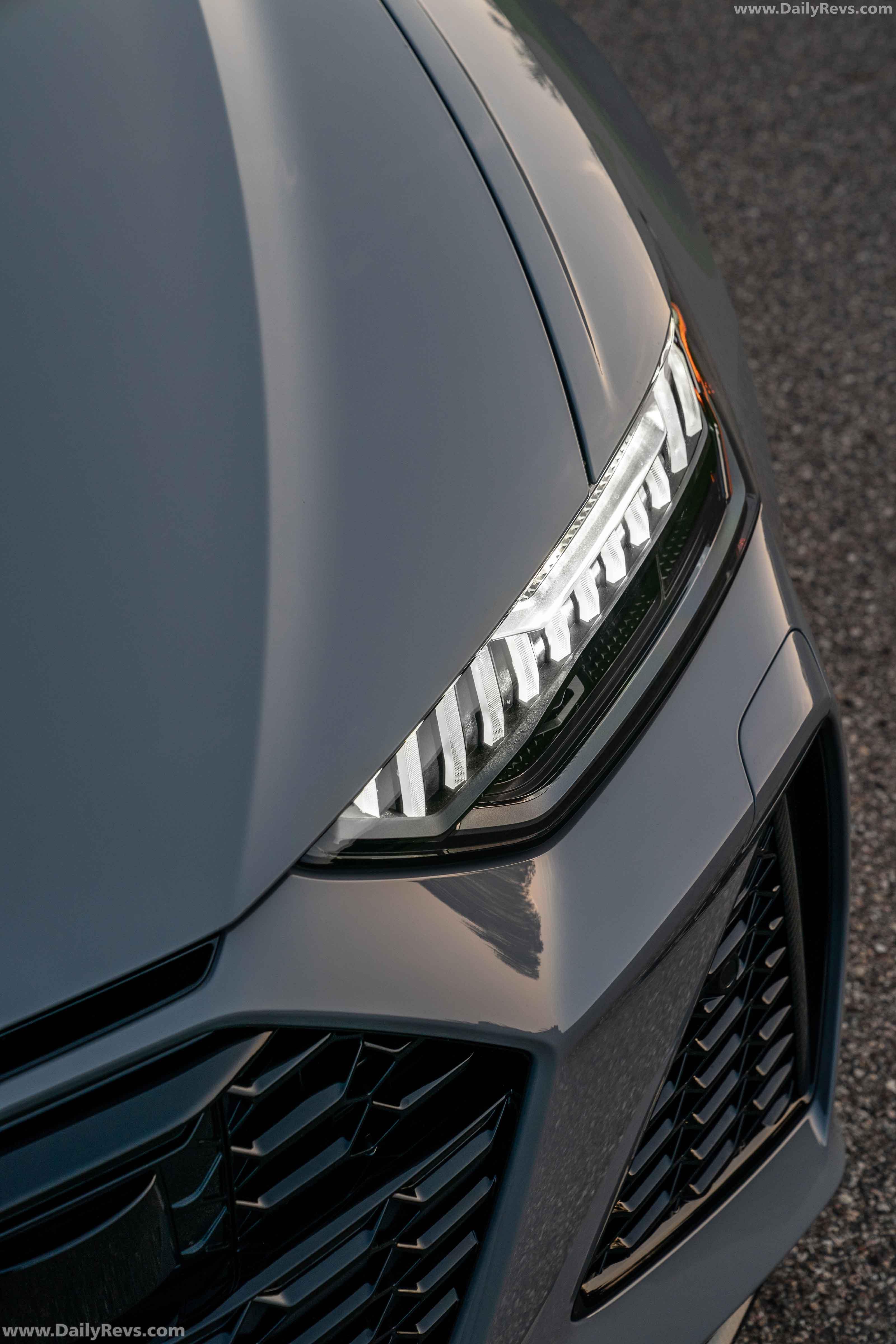 2021 Audi RS6 Avant - US Version - Dailyrevs