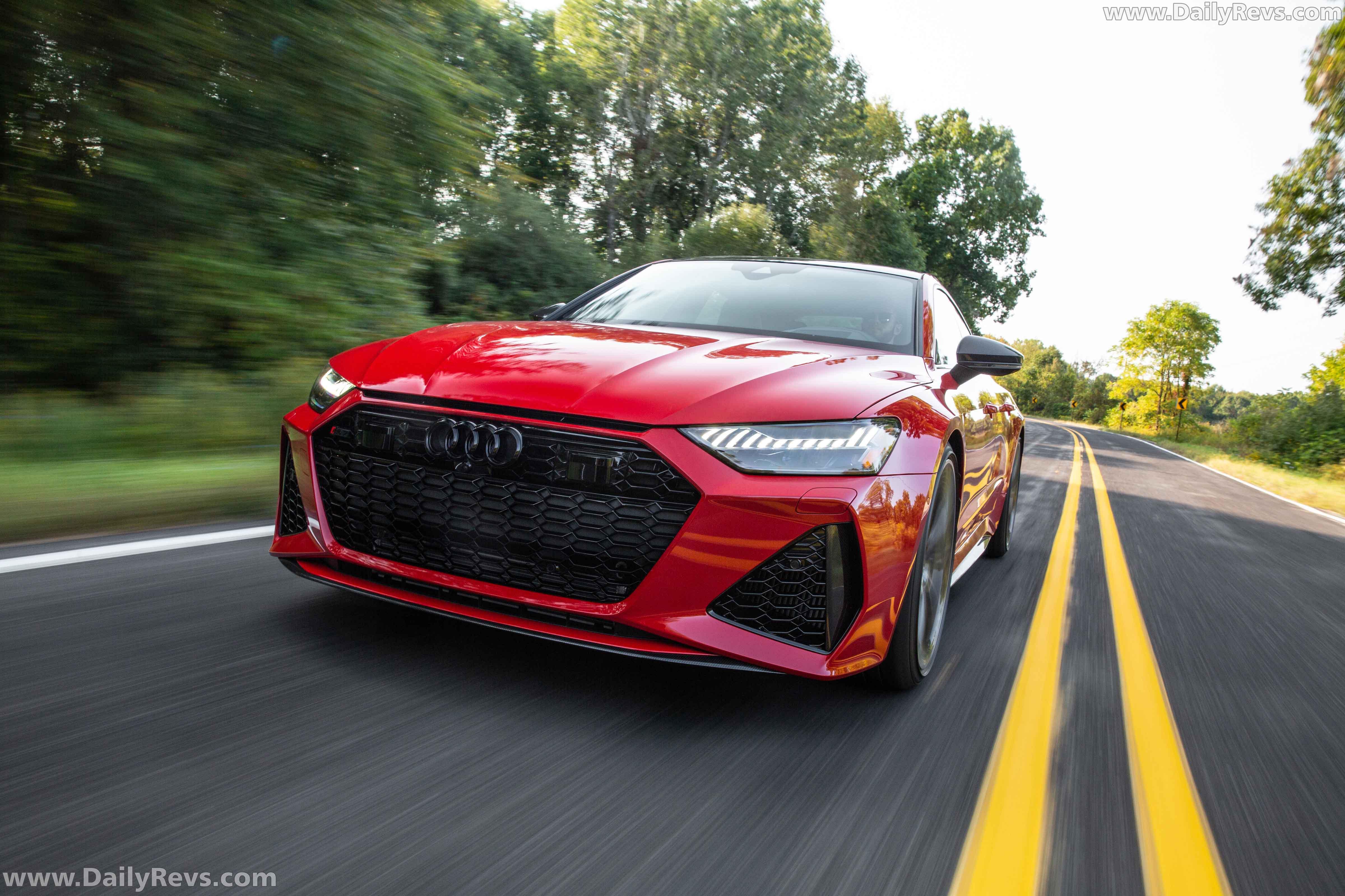2021 Audi RS7 Sportback - US Version - Dailyrevs