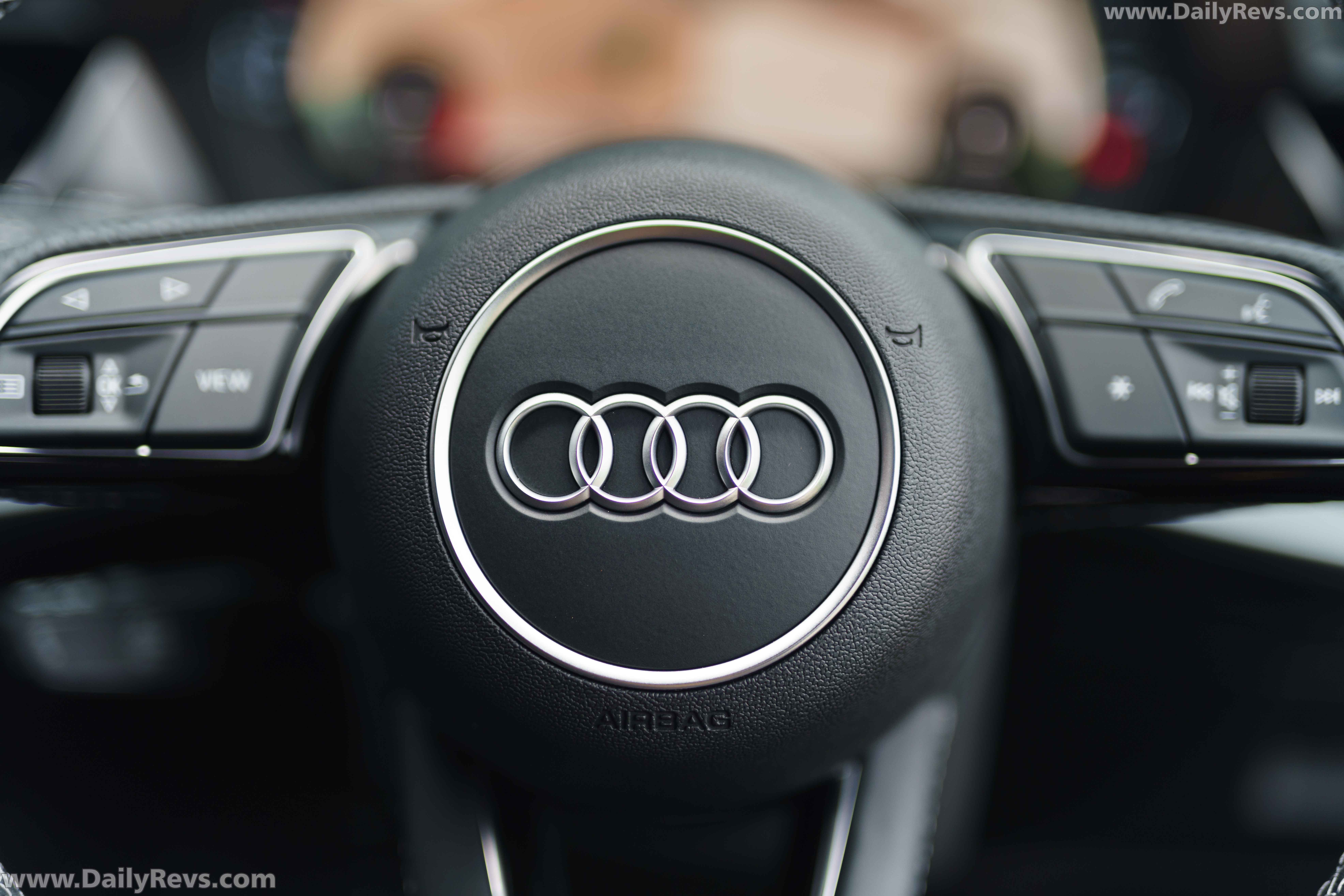 2021 Audi S3 Sportback - UK Version - Dailyrevs
