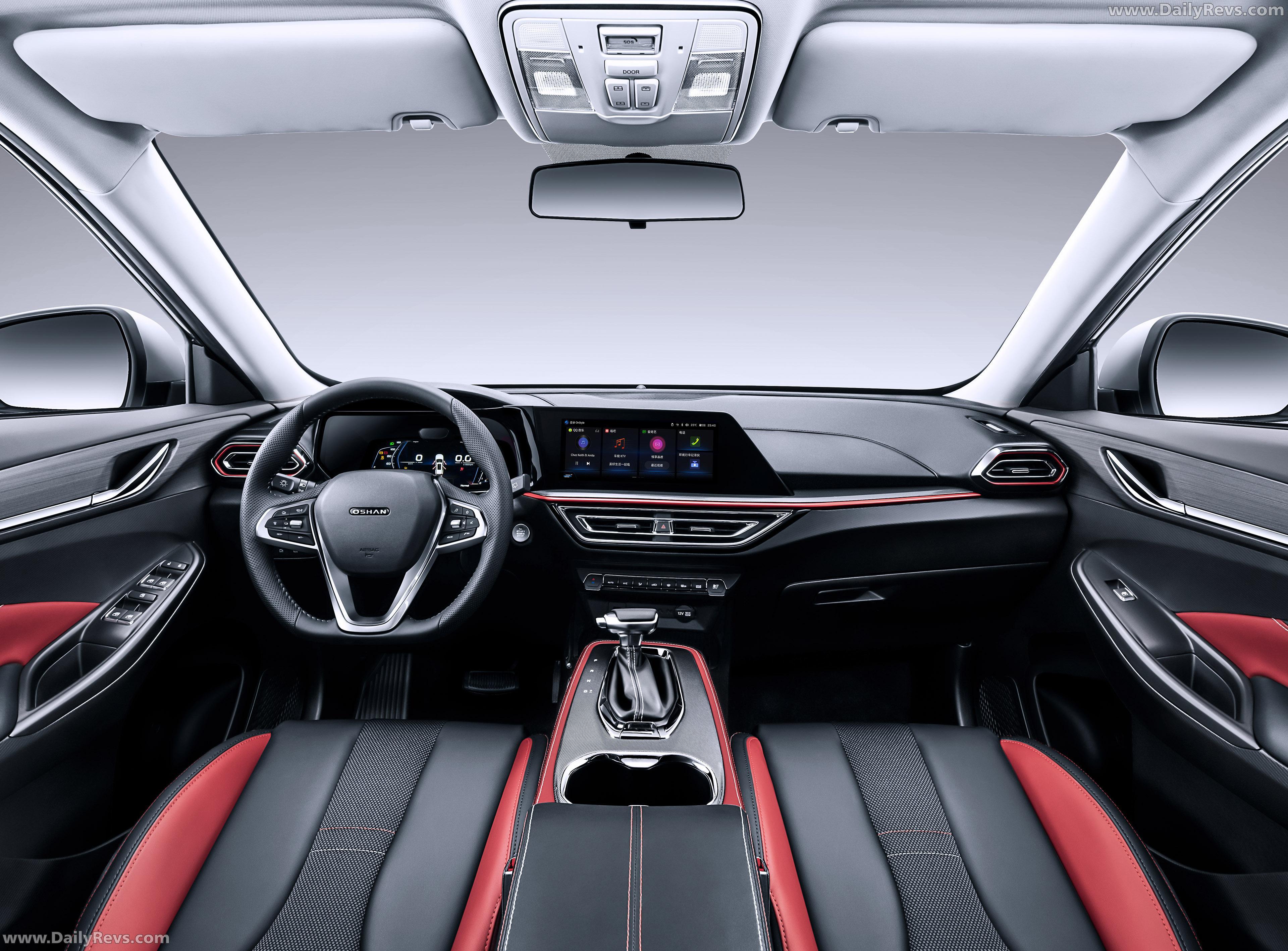 2020 Changan Auto Oshan X5 full