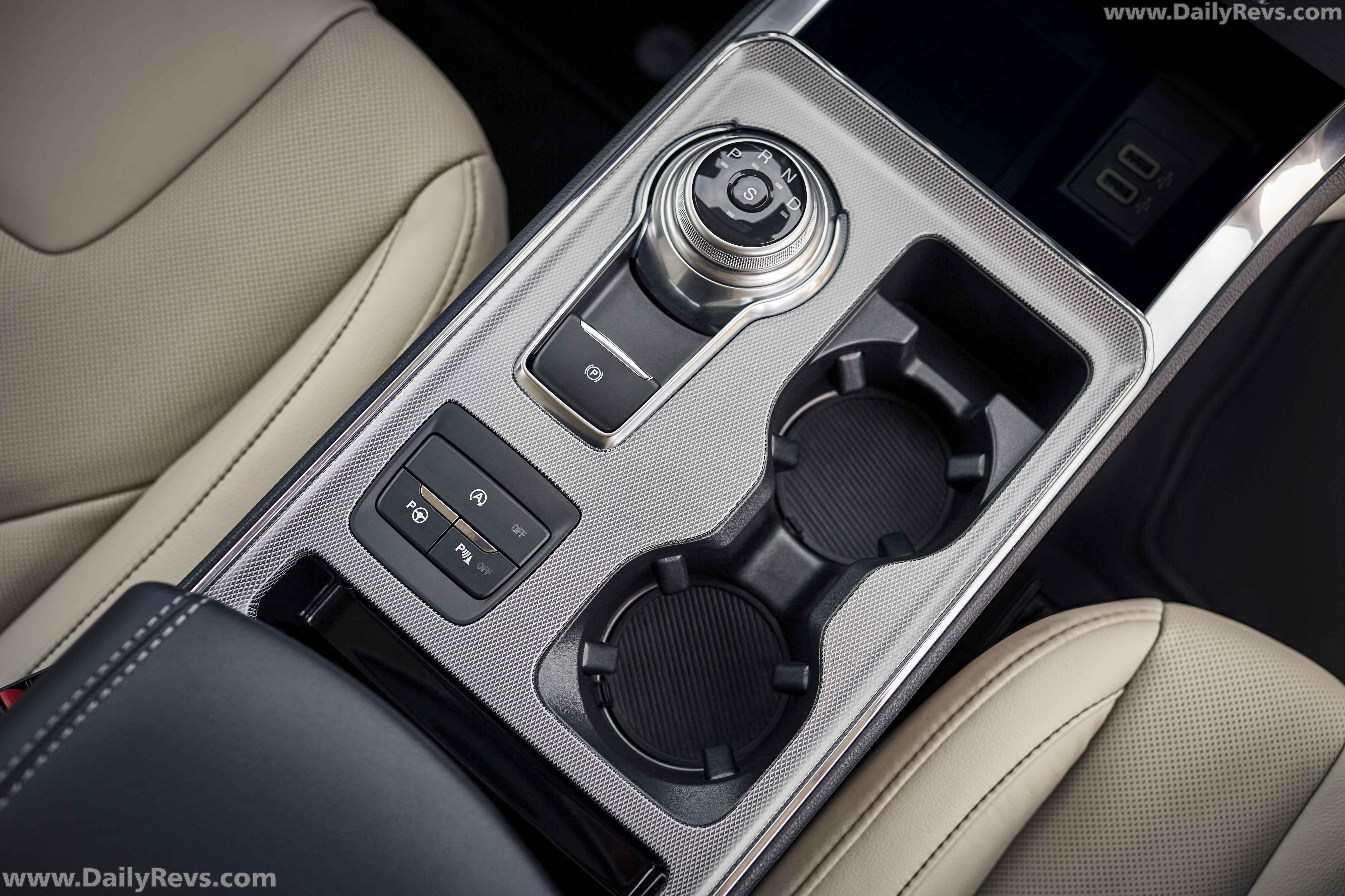 2021 Ford Edge full