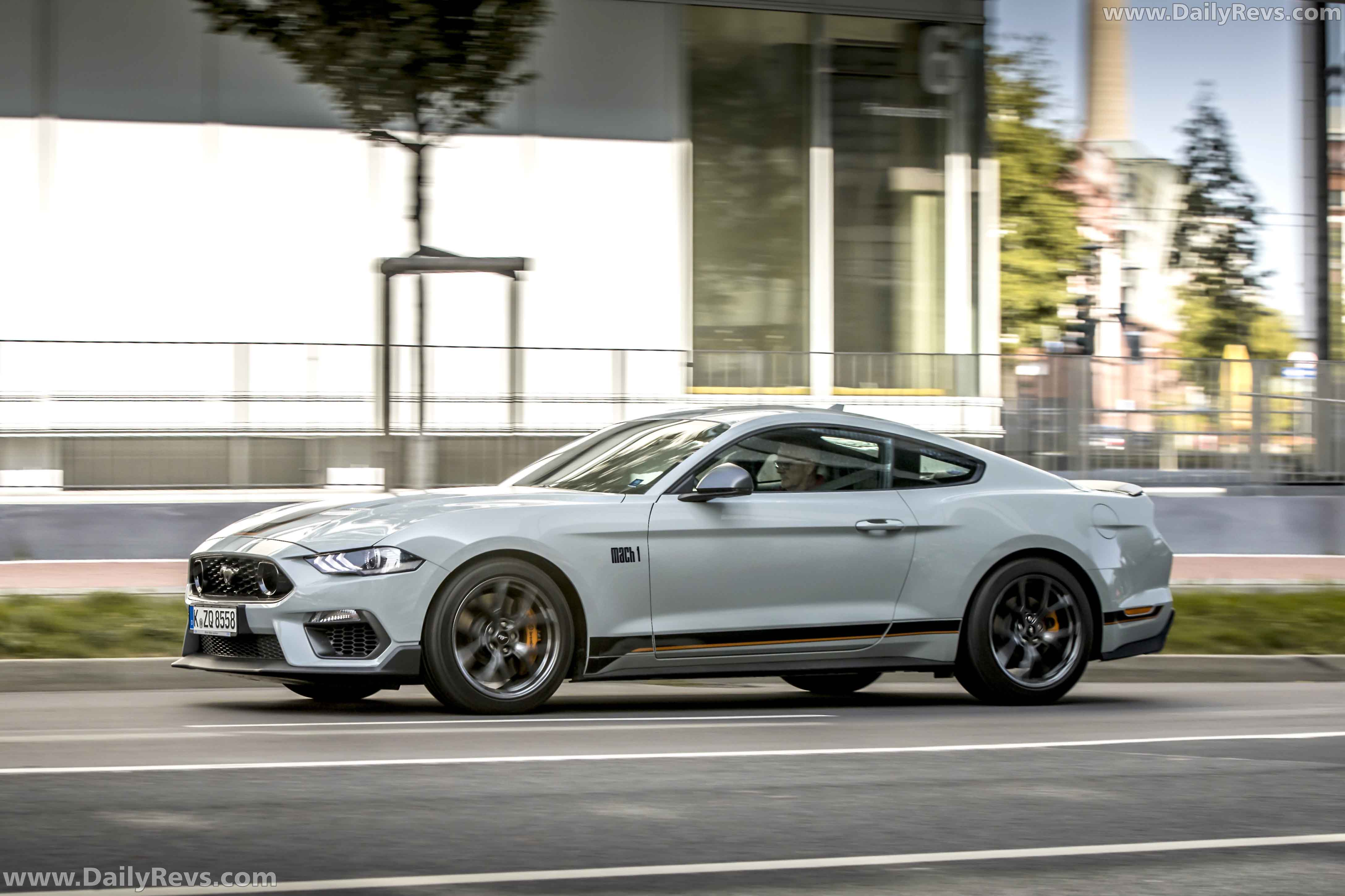 2021 Ford Mustang Mach 1 Order