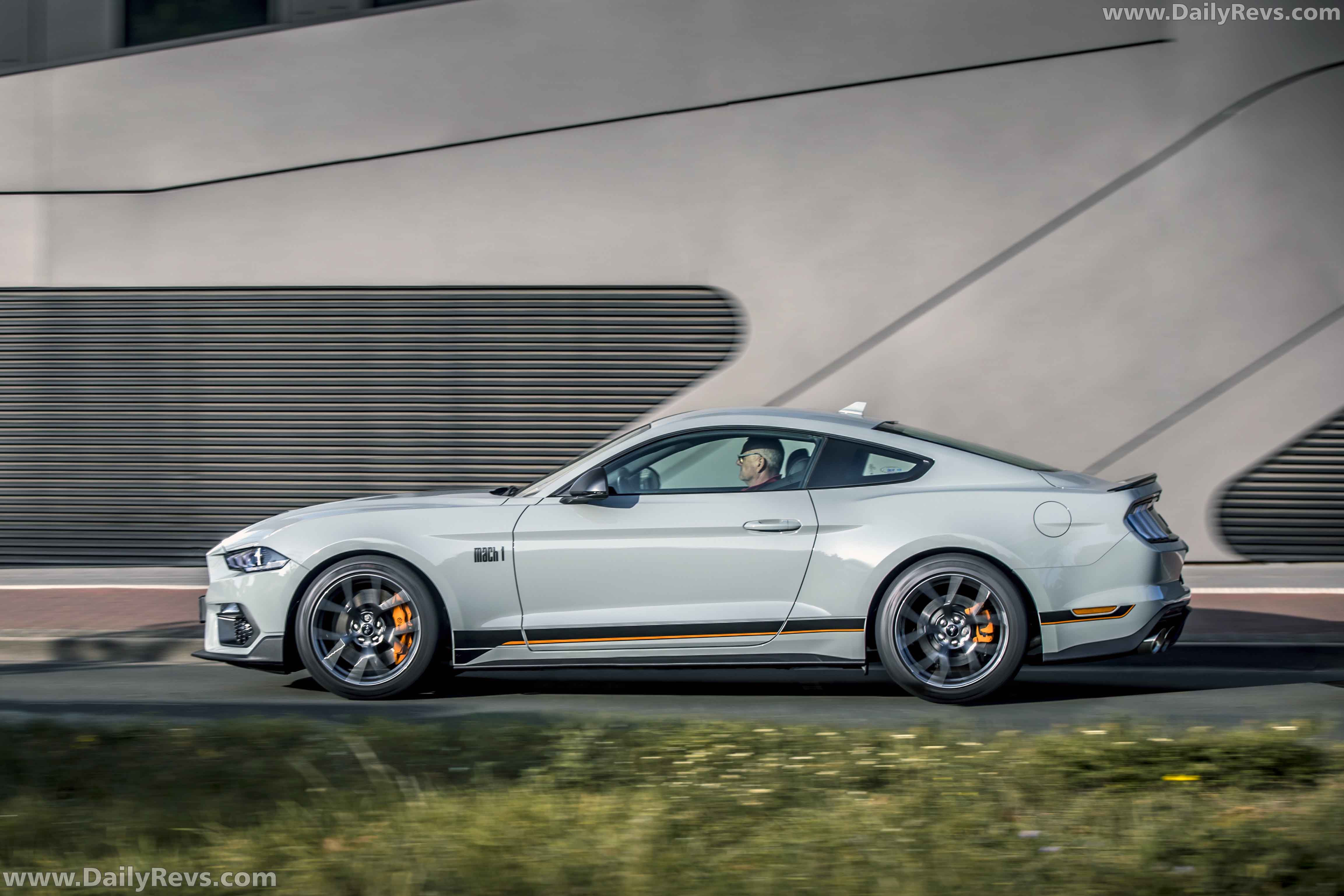 2021 Ford Mustang Mach 1 Video