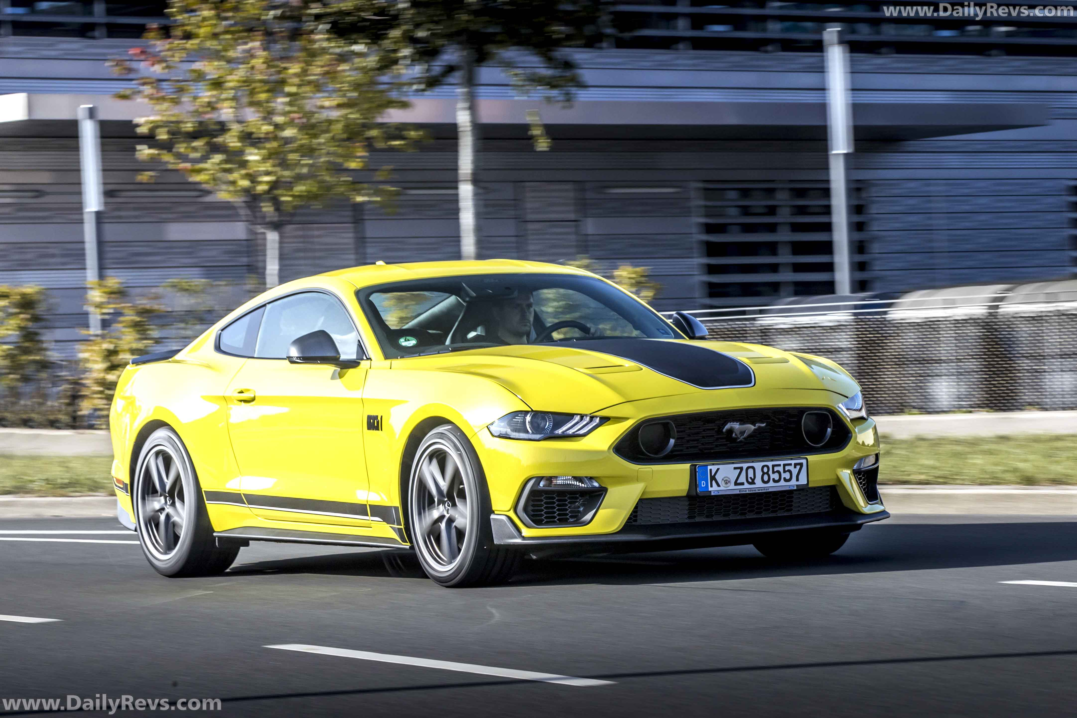 2021 ford mustang mach 1 - european version - dailyrevs