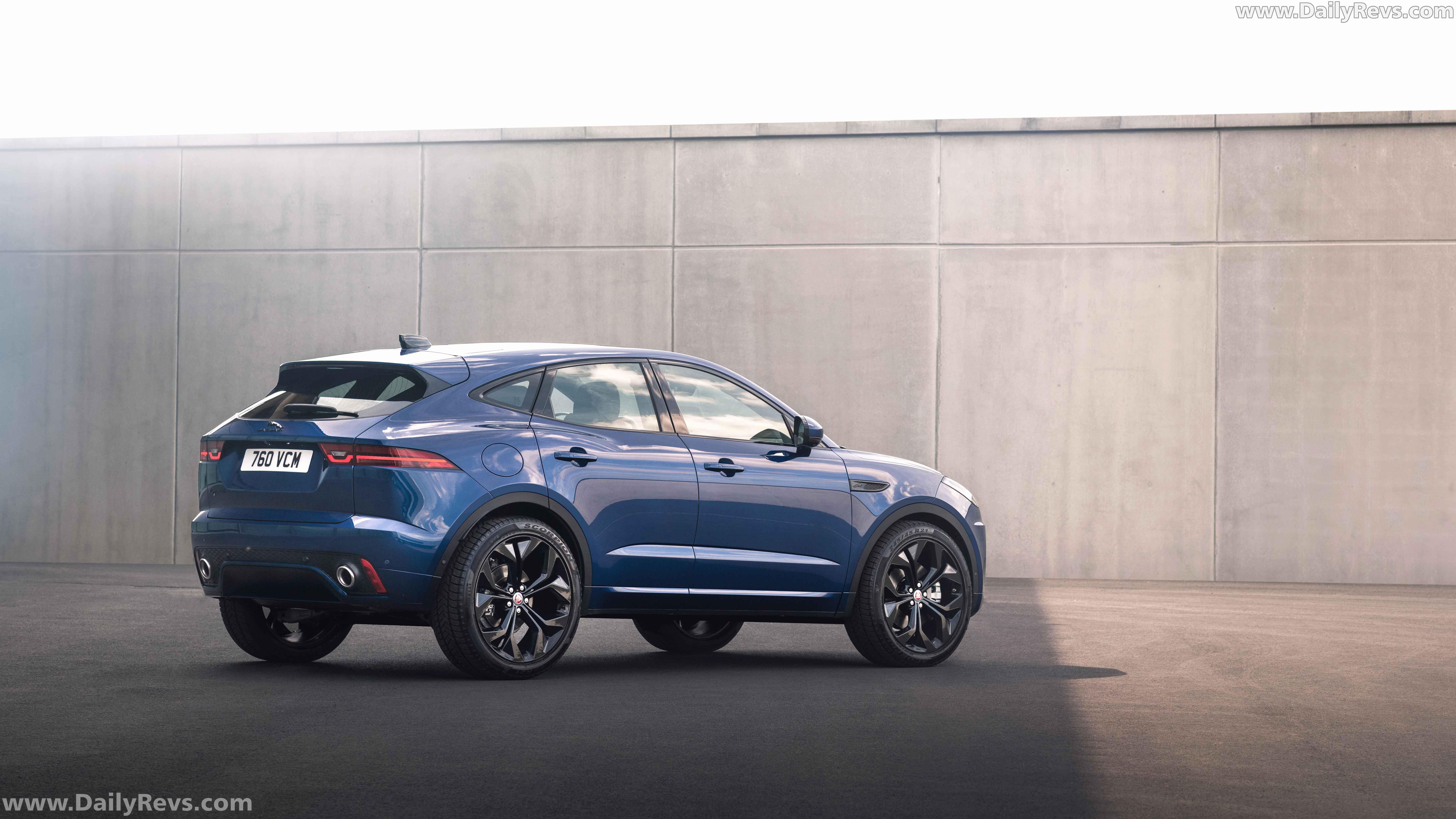 2021 Jaguar E-Pace - Dailyrevs