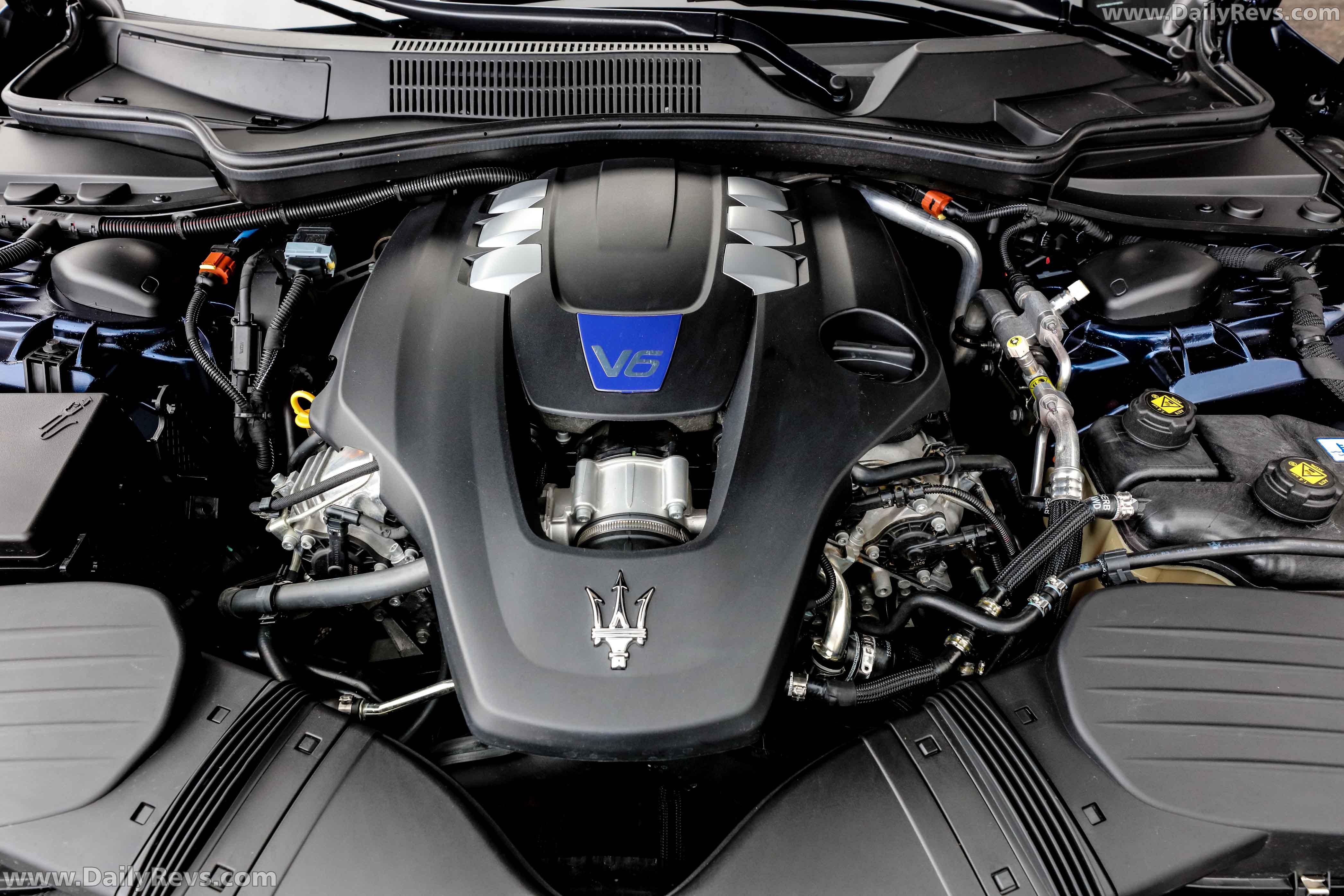2021 Maserati Ghibli SQ4 full