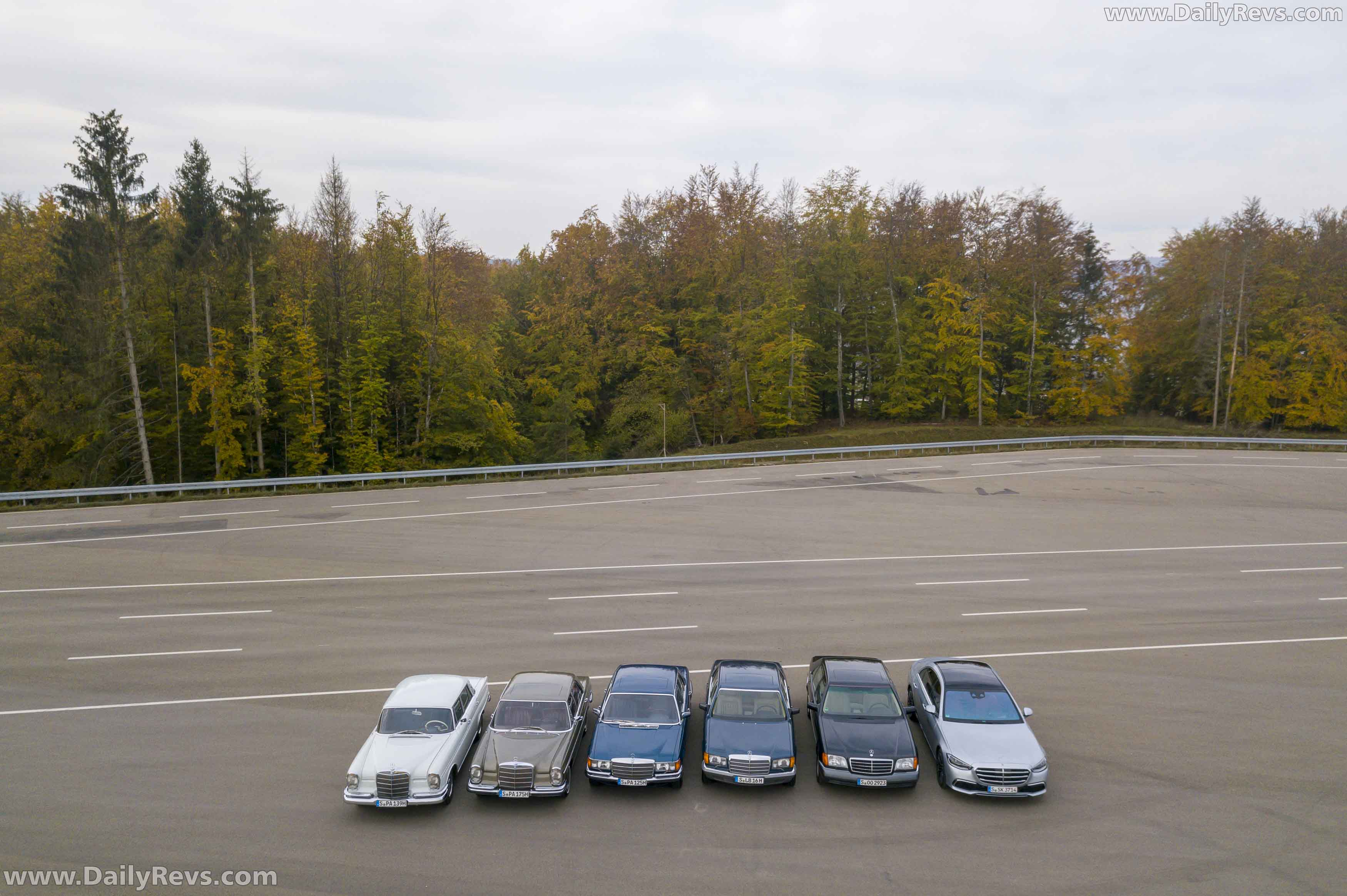 2021 Mercedes-Benz S 400d 4Matic full
