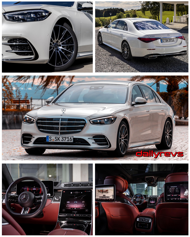 2021 Mercedes-Benz S 500 4Matic