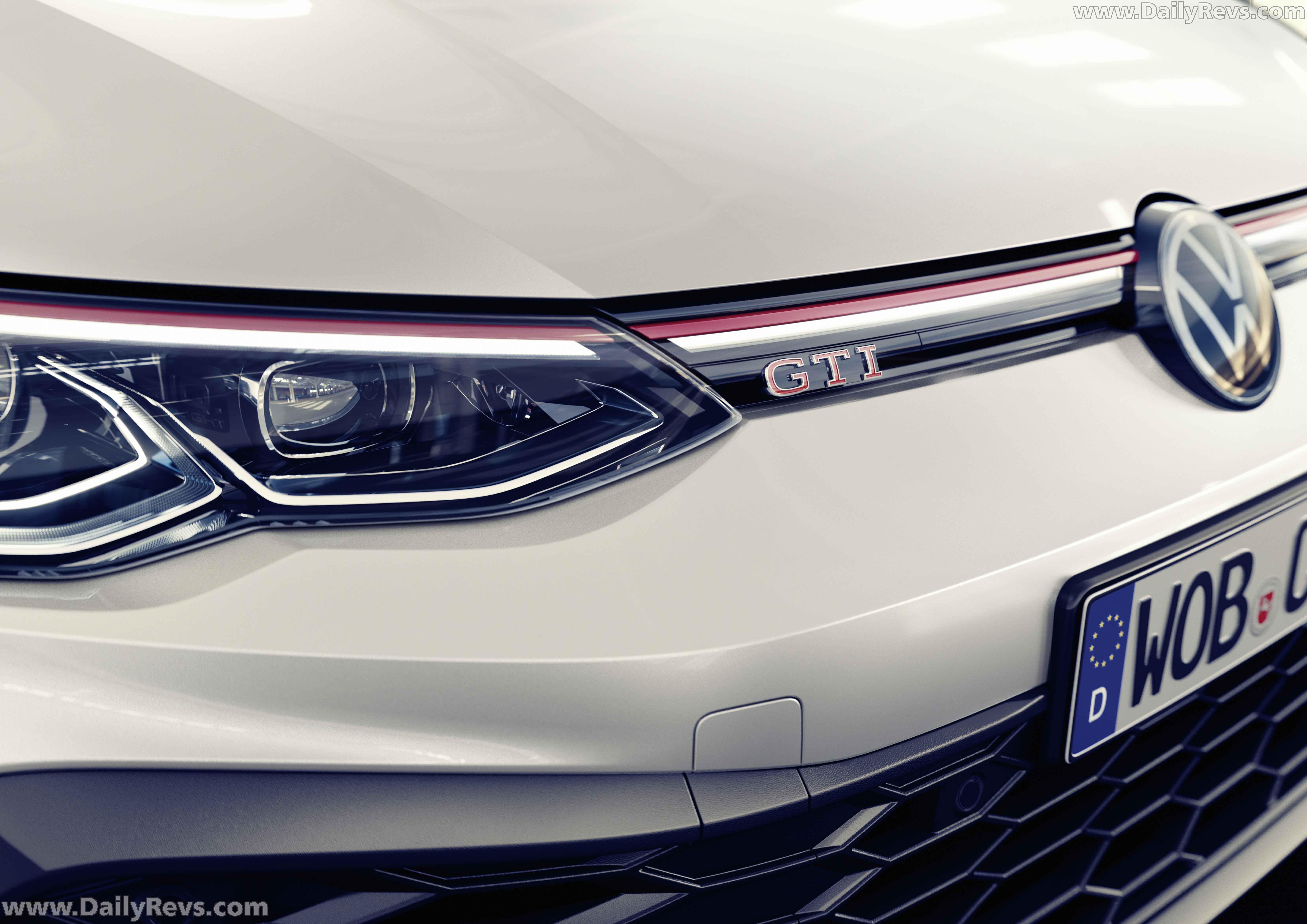 2021 Volkswagen Golf GTI Clubsport full