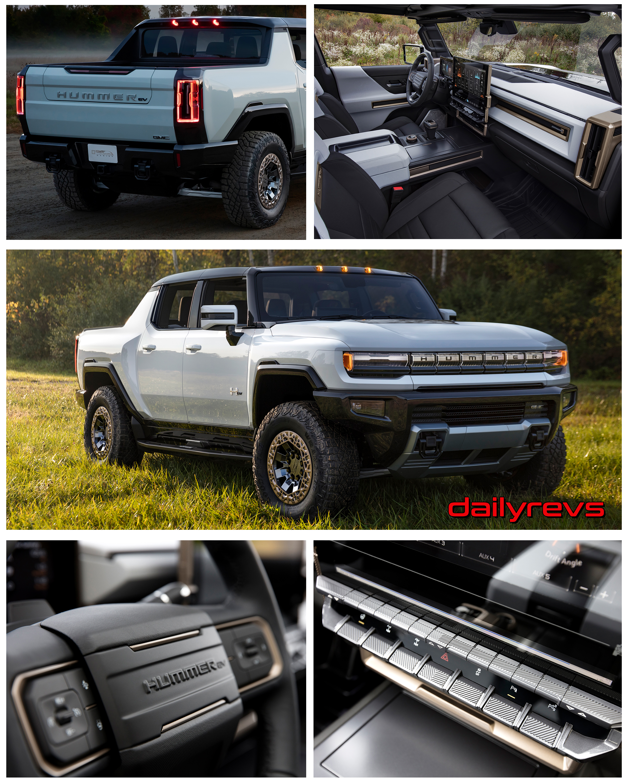 2022 GMC Hummer EV Edition 1 - Dailyrevs