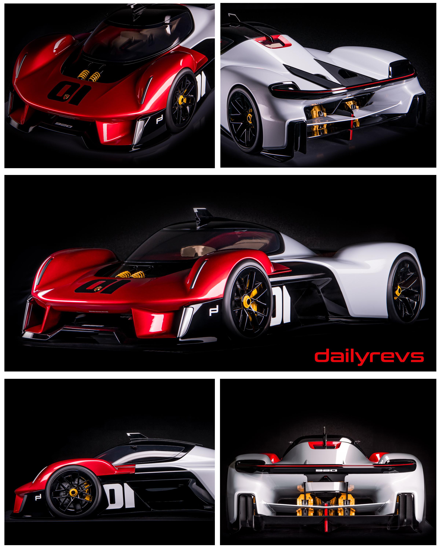 2019 Porsche Vision 920 Concept Dailyrevs