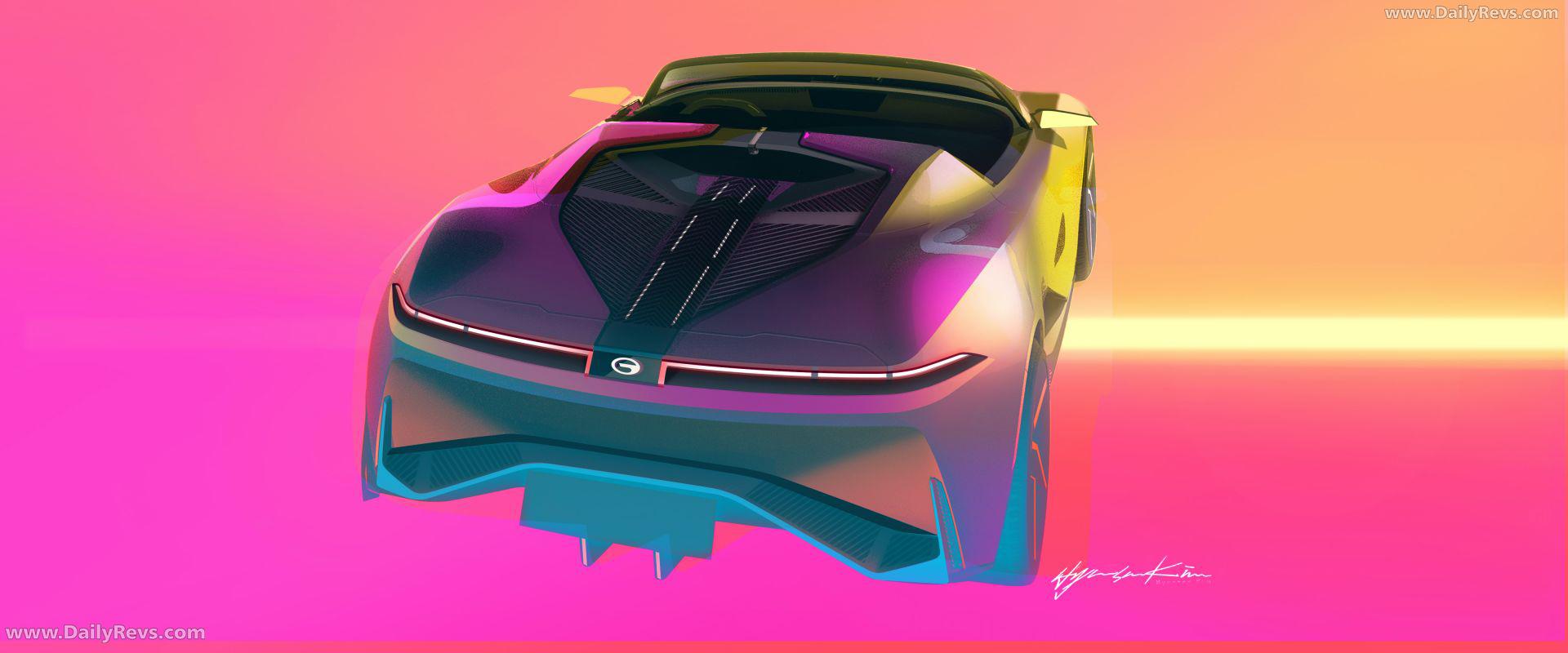 2020 GAC Enpulse Concept full
