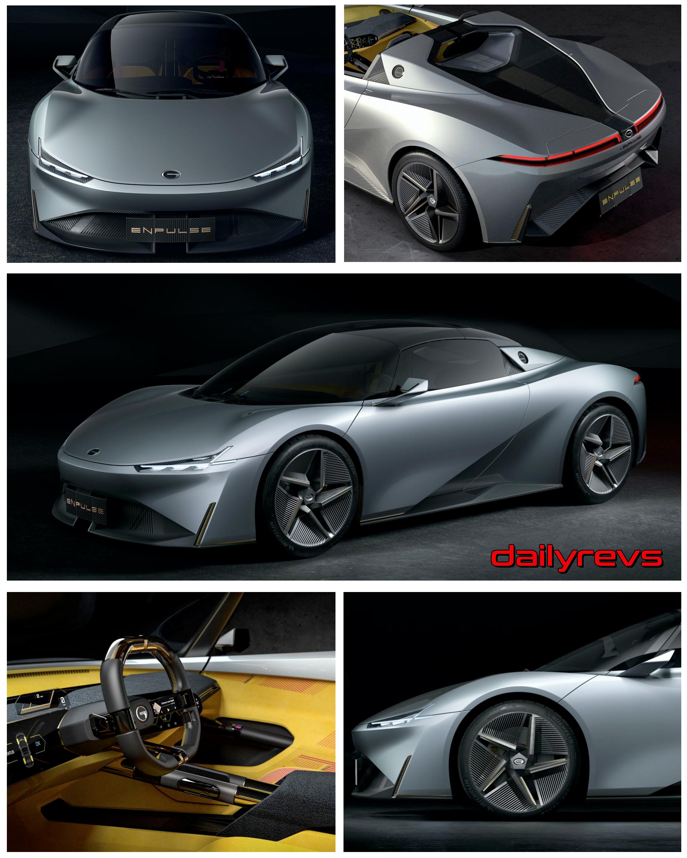 2020 GAC Enpulse Concept