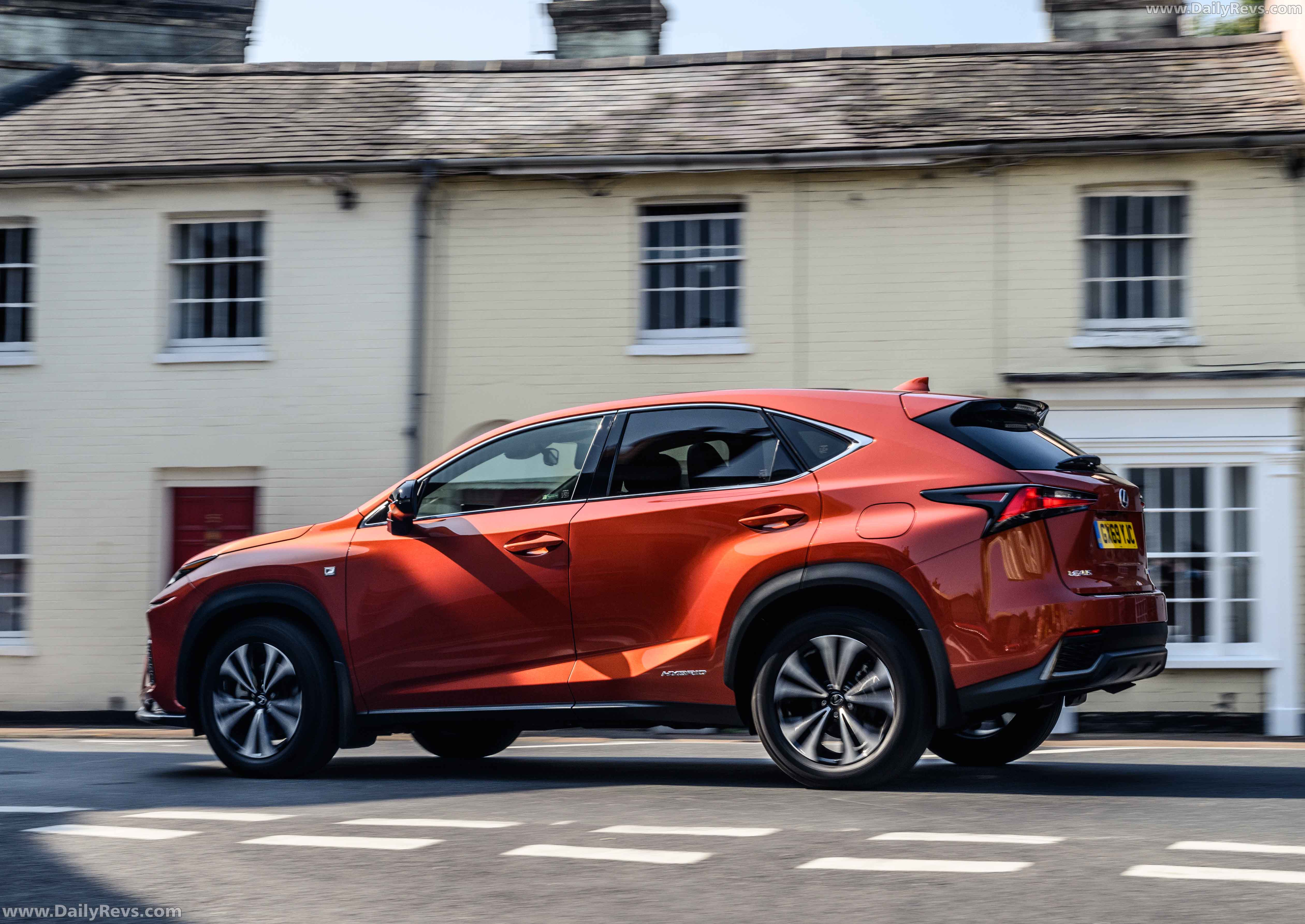 2020 lexus nx - uk version - dailyrevs
