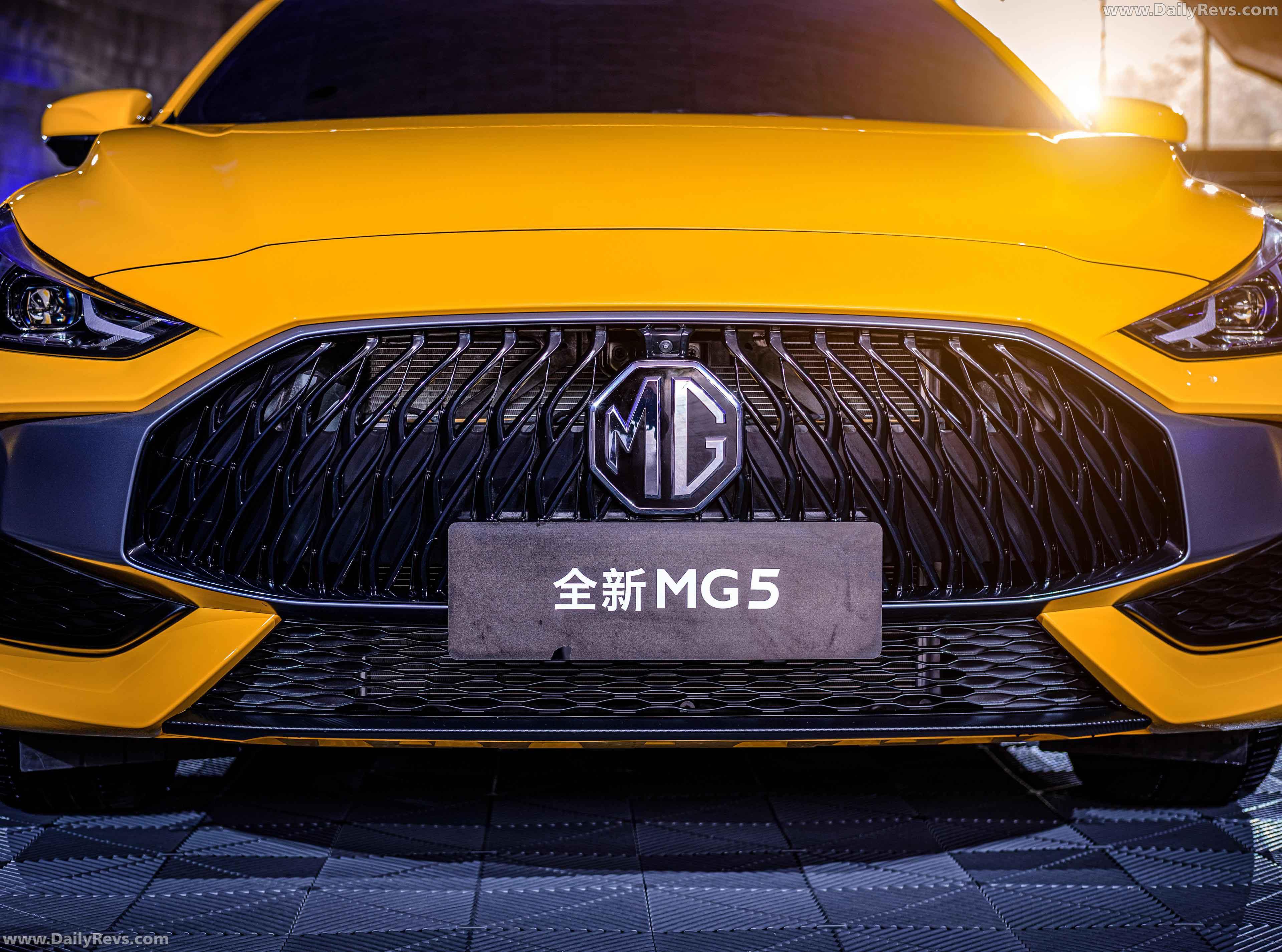 2021 MG 5 full