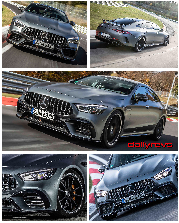 2021 Mercedes Benz Amg Gt 63 S 4matic Dailyrevs