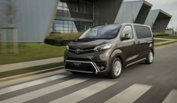 2021 Toyota Proace Verso Electric full