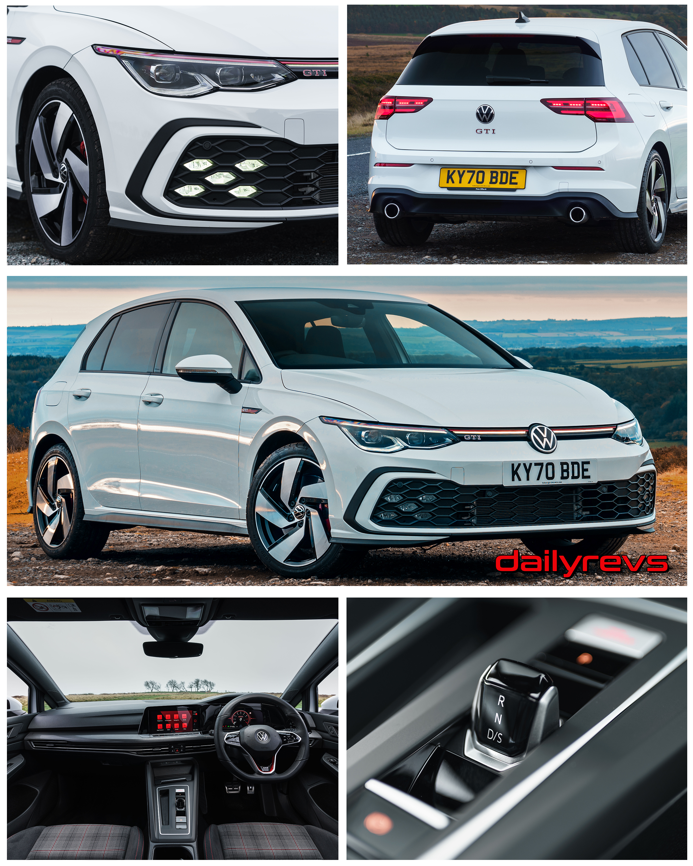 2021 Volkswagen Golf GTI - UK Version