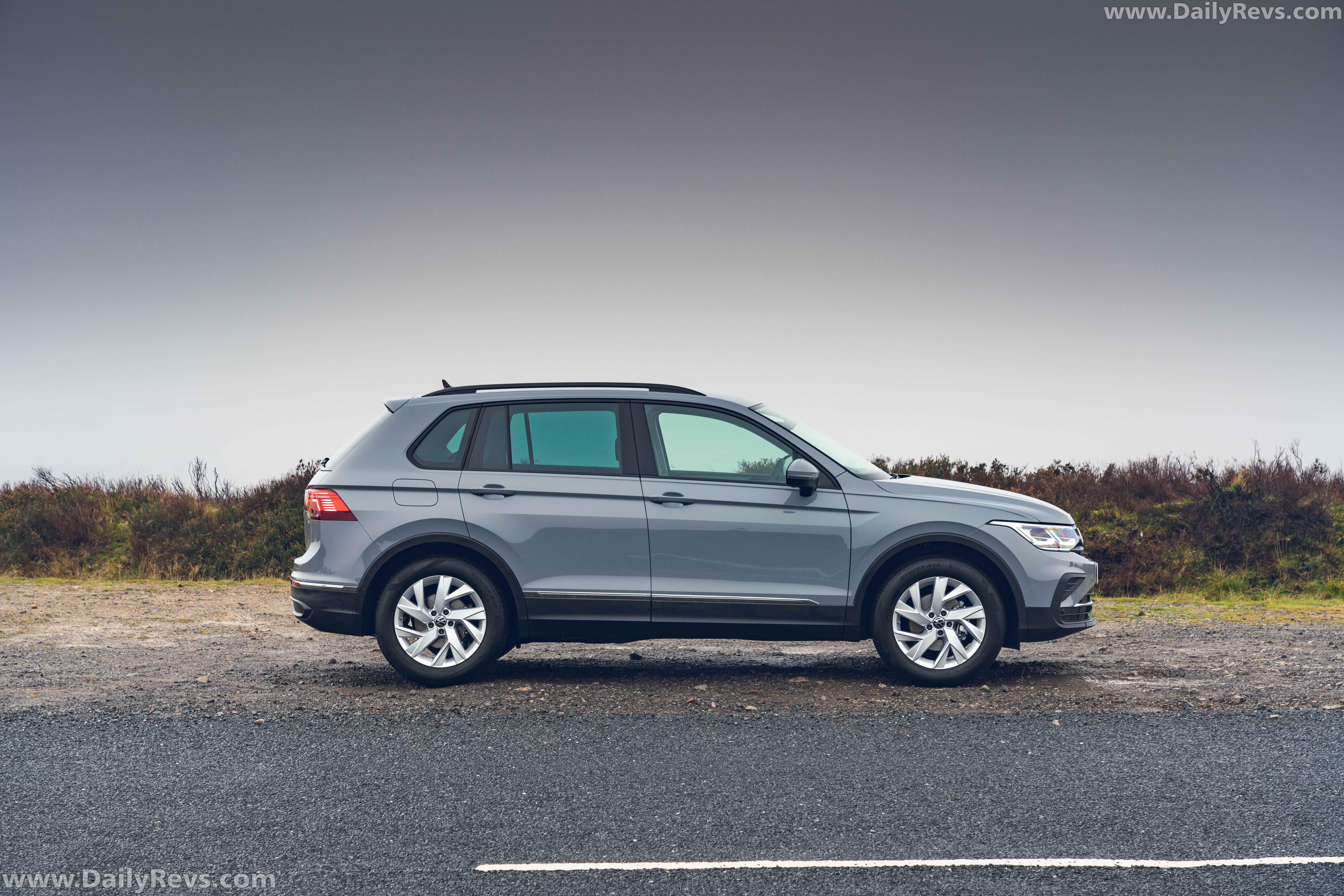 2021 Volkswagen Tiguan Life - Dailyrevs