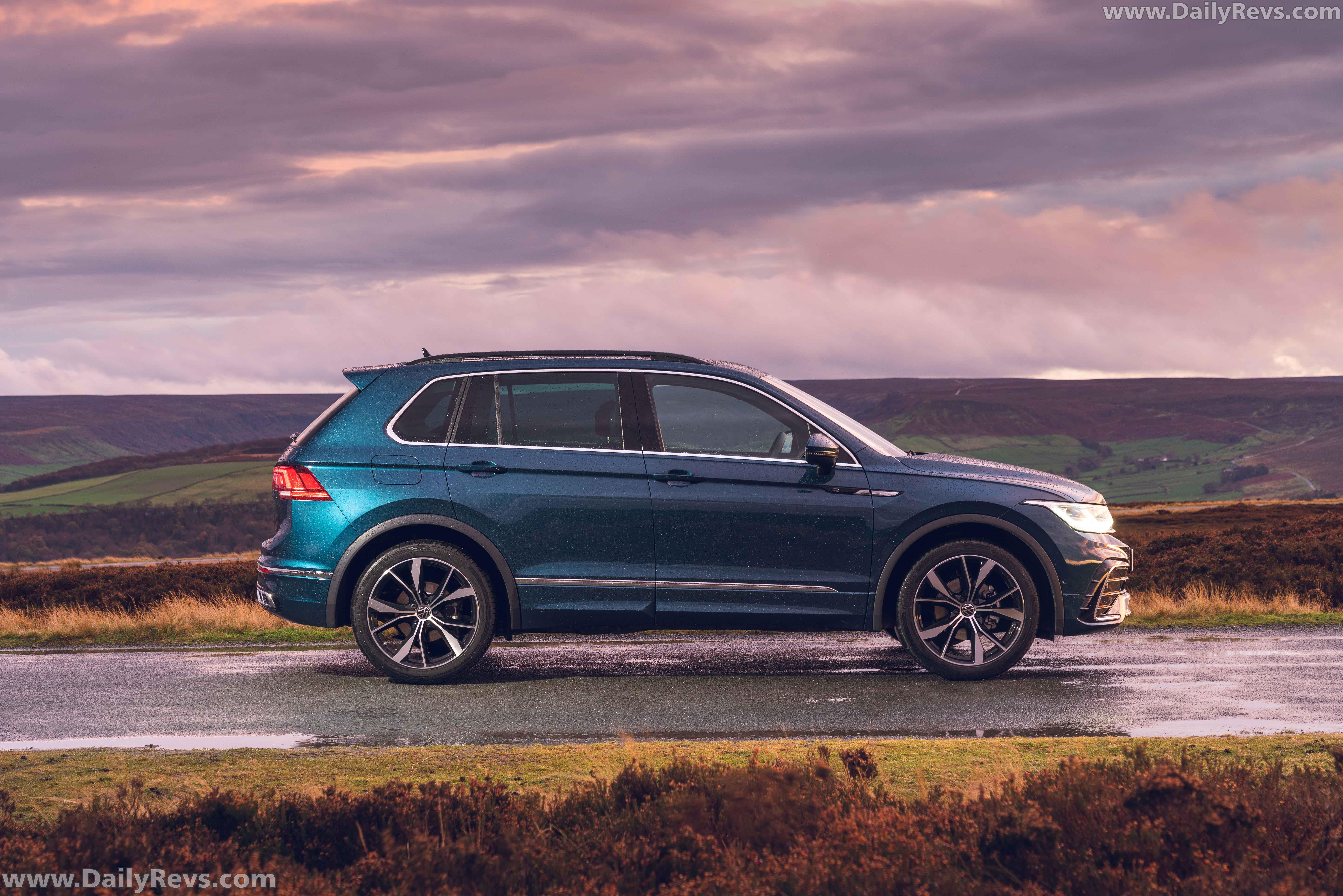 2021 Volkswagen Tiguan R - UK Version - Dailyrevs