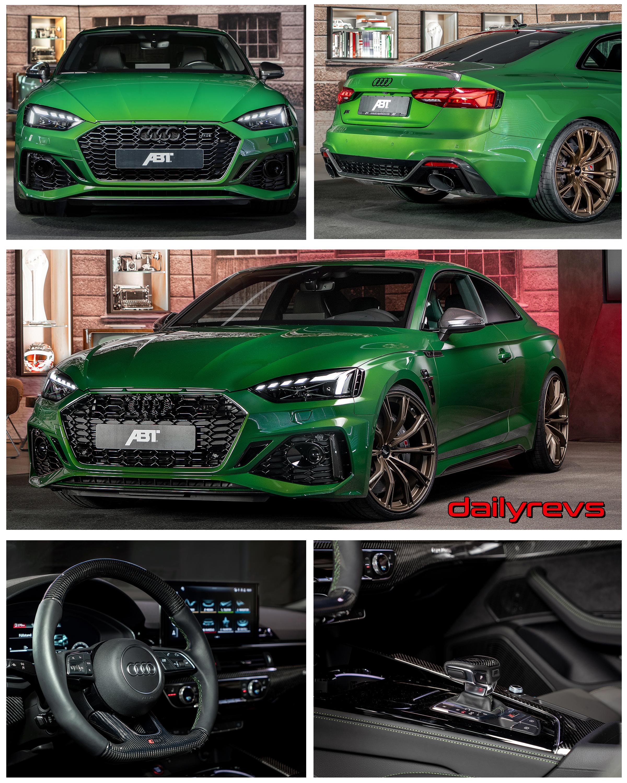 2020 ABT Audi RS5