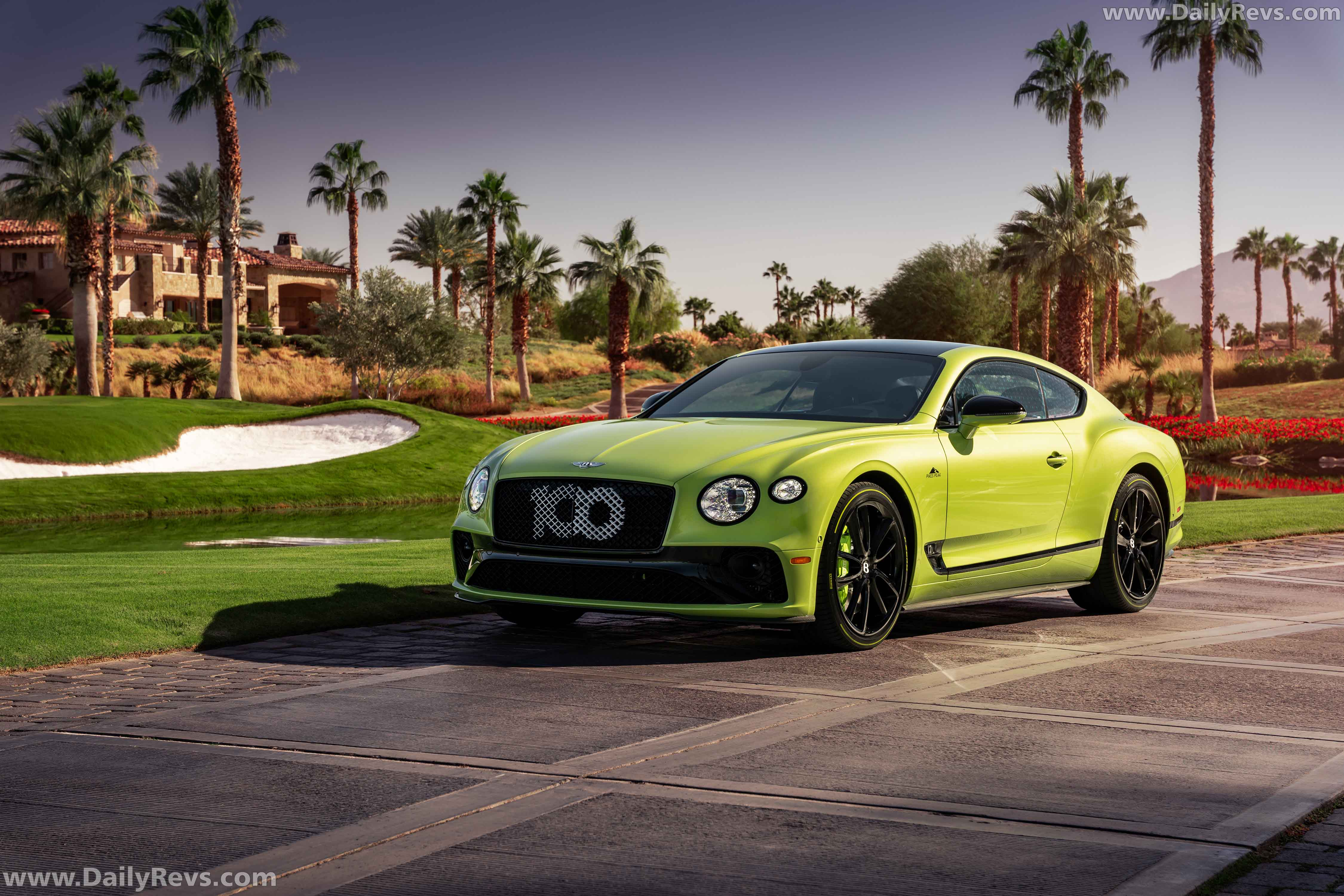 2021 Bentley Continental GT Pikes Peak Limited Edition full