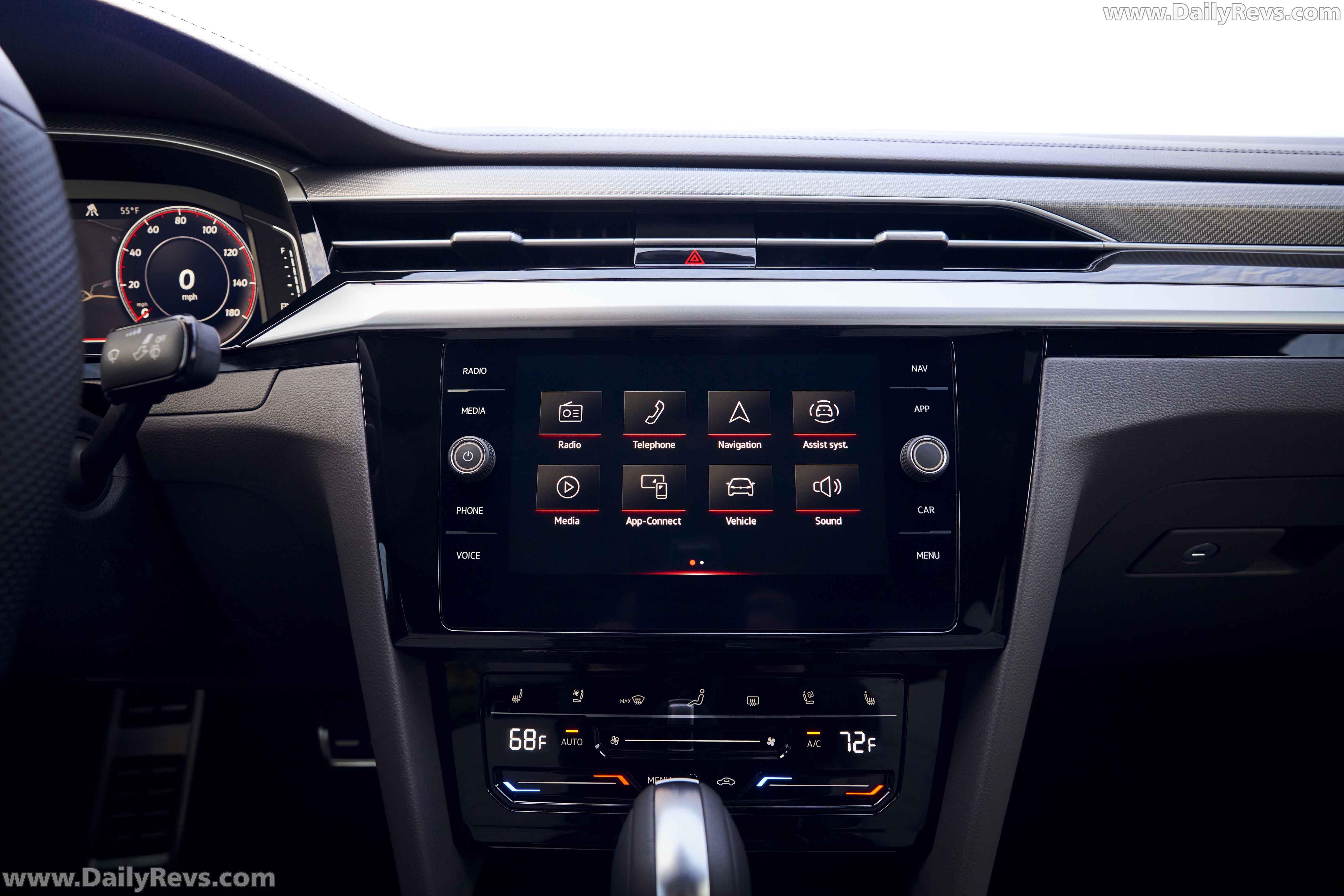 2021 Volkswagen Arteon SEL full