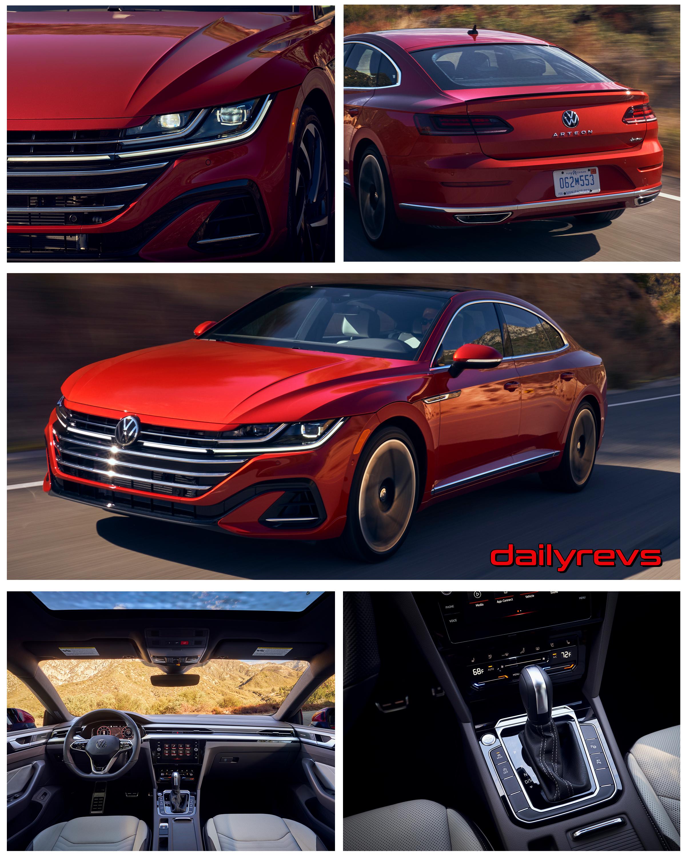 2021 Volkswagen Arteon SEL